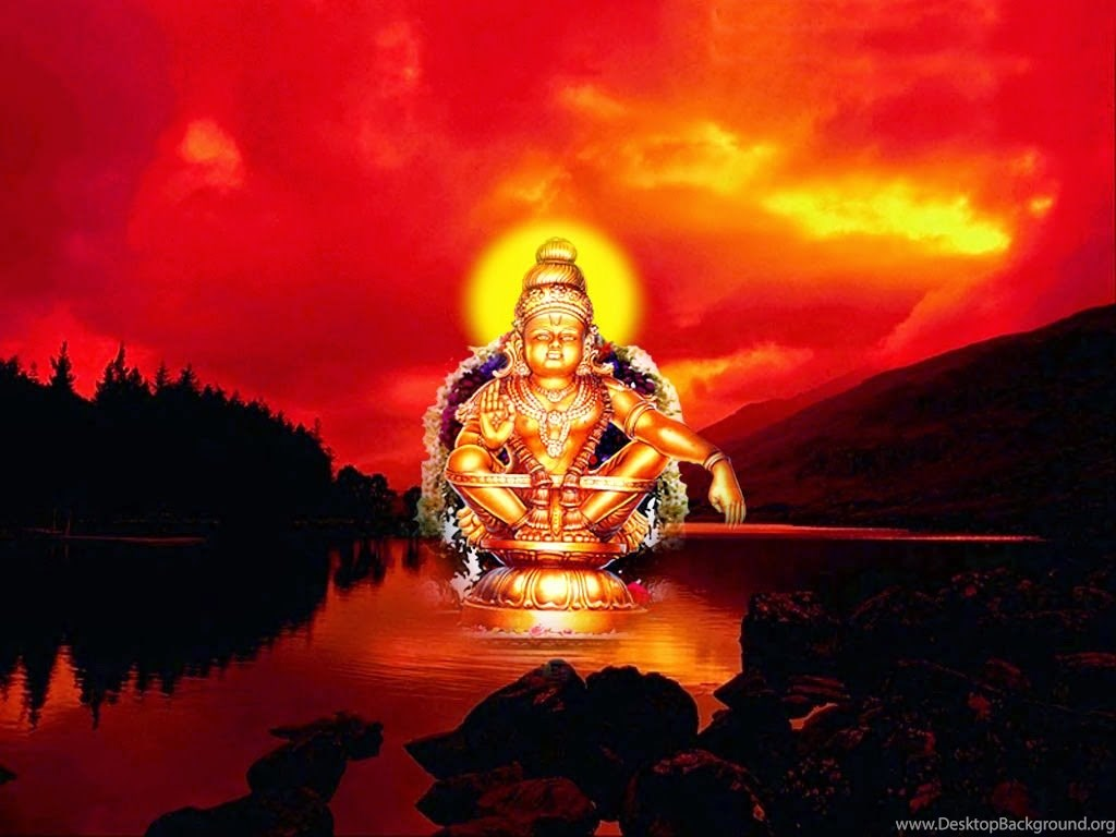 Hindu God Ayyappa Swamy Wallpapers Photos Pictures HD Images