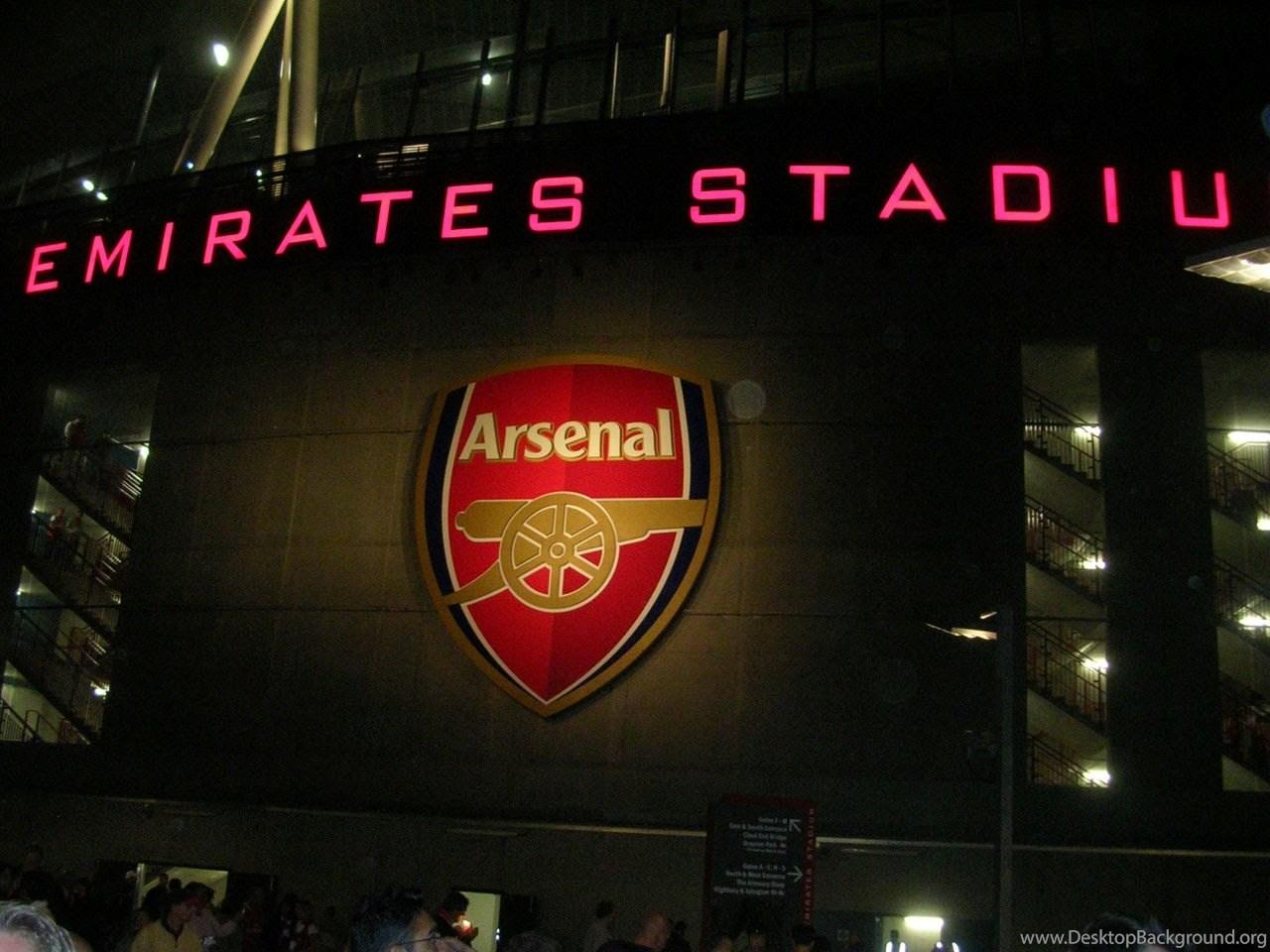 Arsenal Emirates Stadium Wallpapers Hd Desktop Background