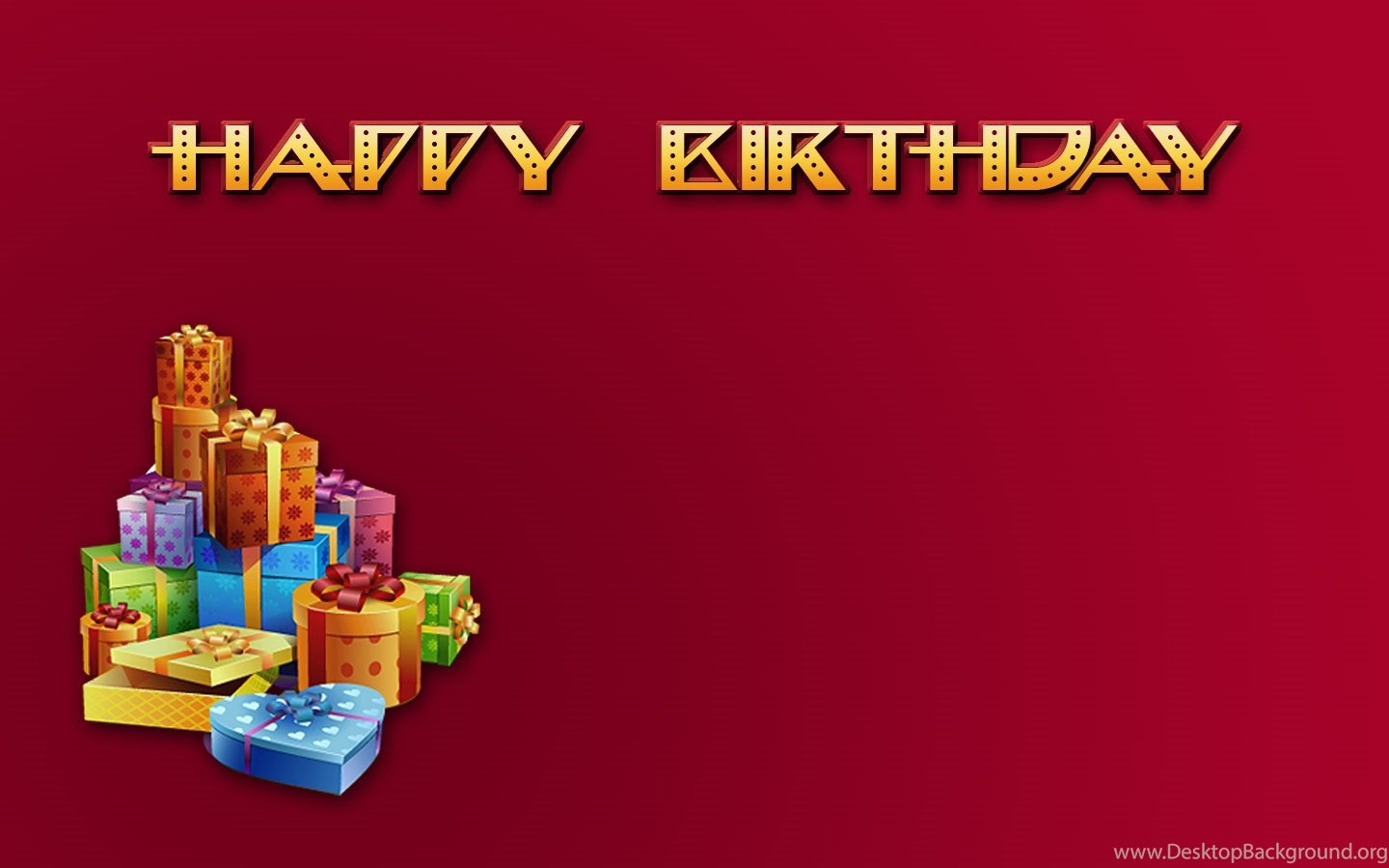 Happy Birthday Blank Cards Hd Wallpapers Desktop Background