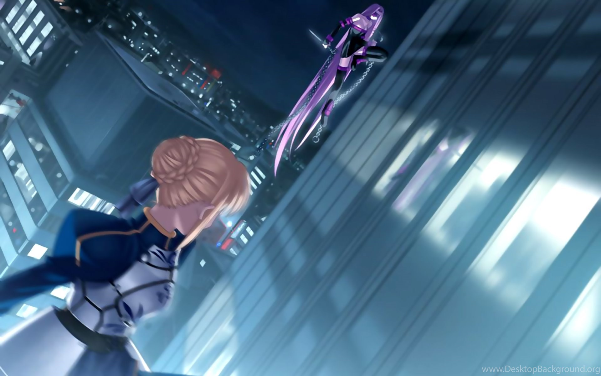Fate Stay Night Saber Rider Fate Stay Desktop Background
