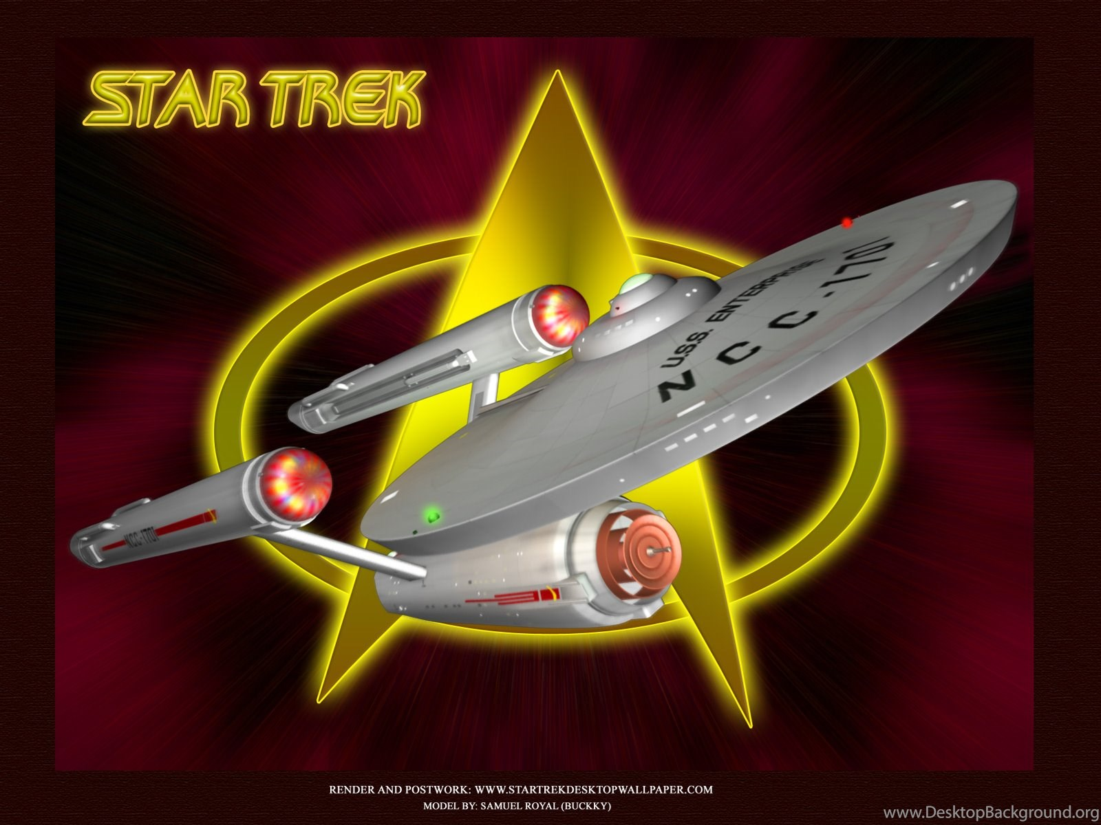 Star Trek Original Series Free Star Trek Computer Desktop