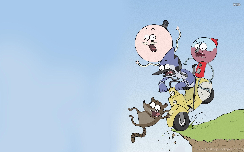 Rigby And Mordecai Regular Show Wallpapers Cartoon ...
