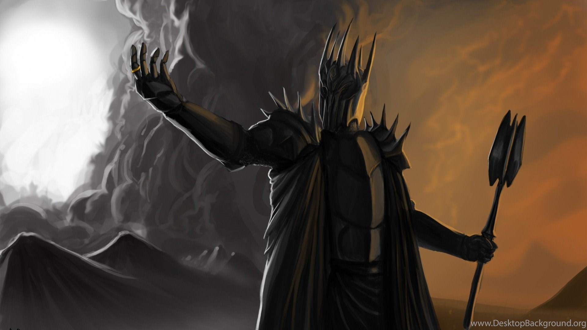 Nazgul In Lord Of The Rings Hd Wallpapers Desktop Background