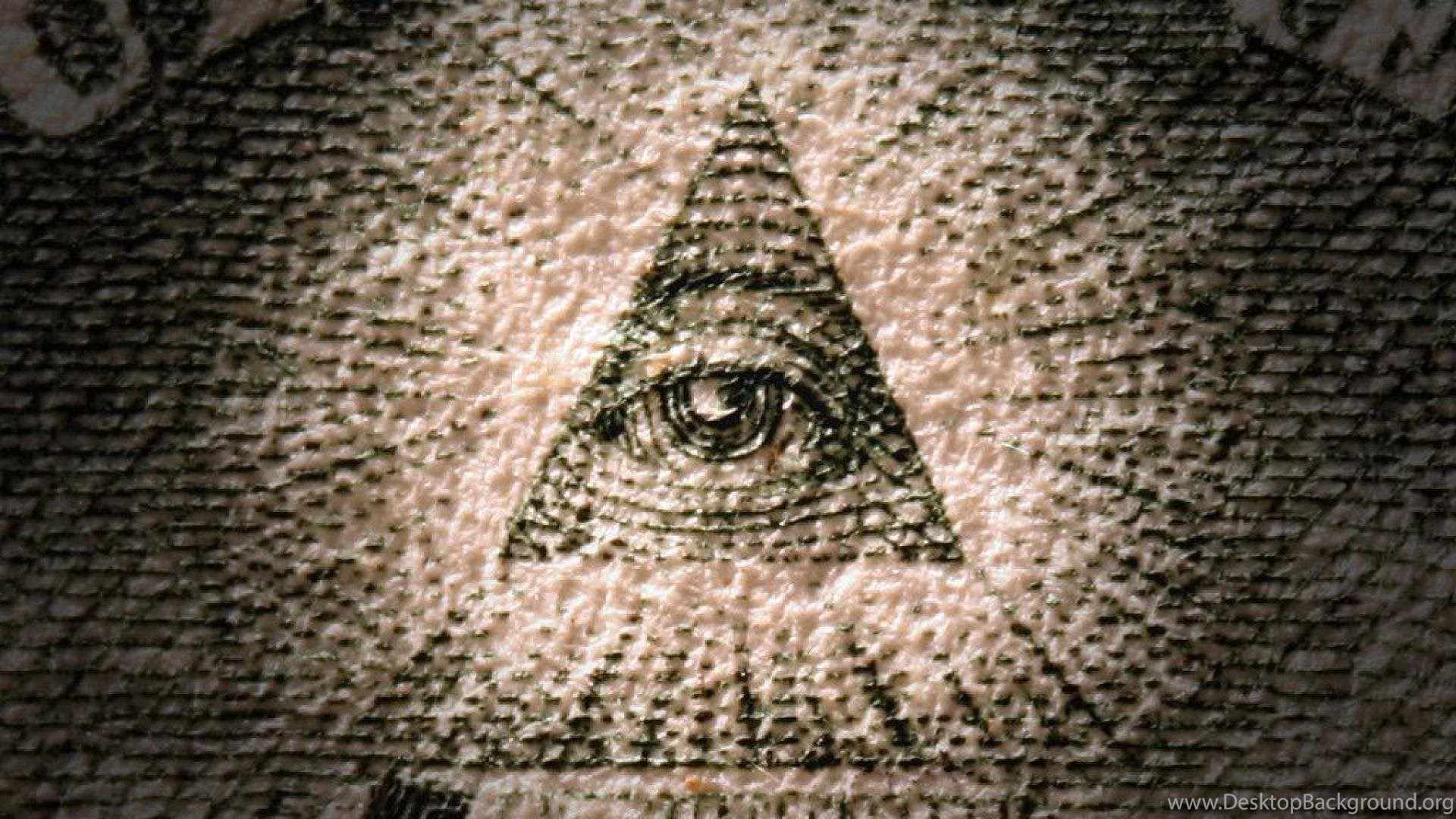 The All Seeing Eye Wallpapers Desktop Background