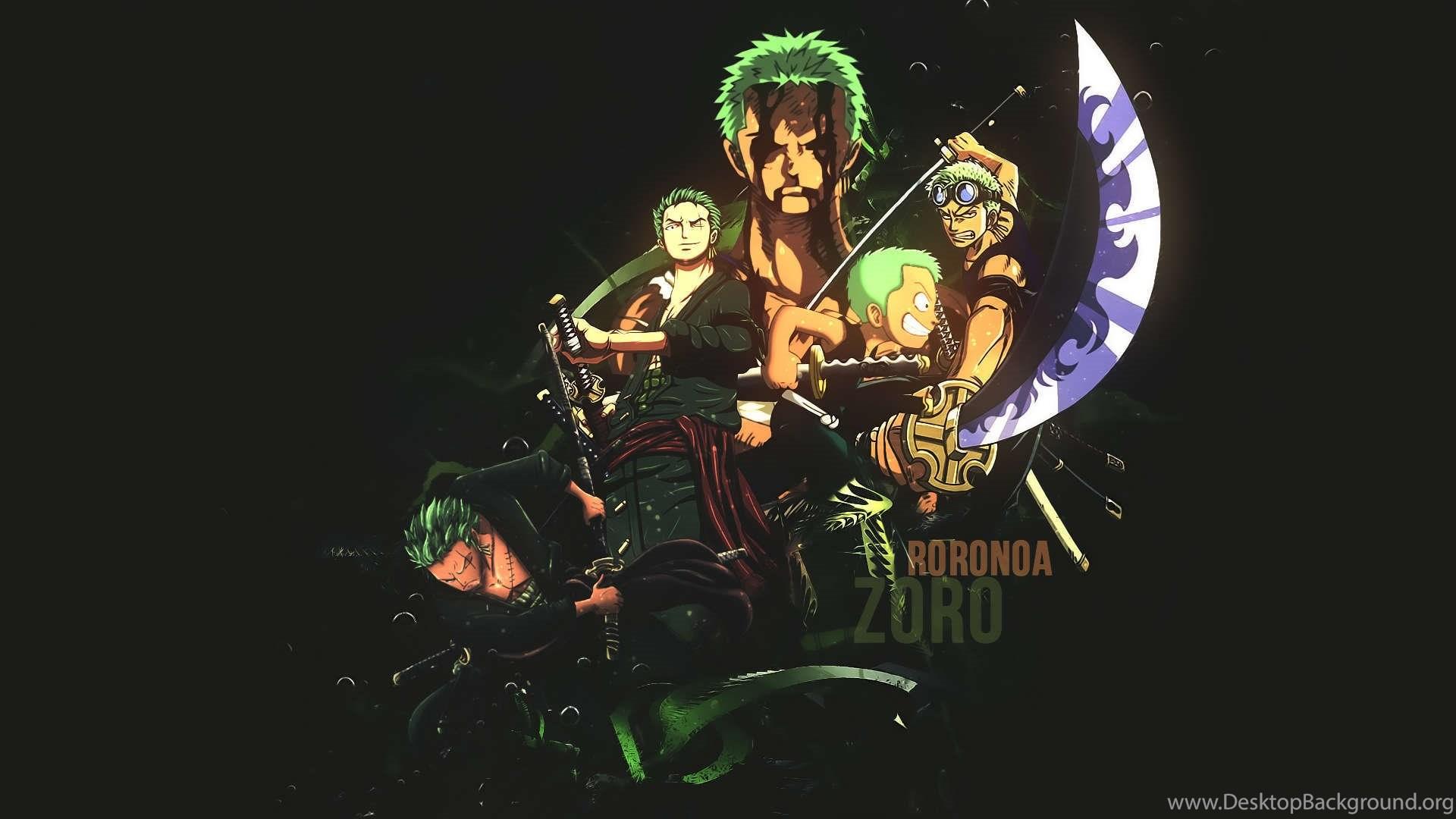 Zoro Wallpaper 4K Pc