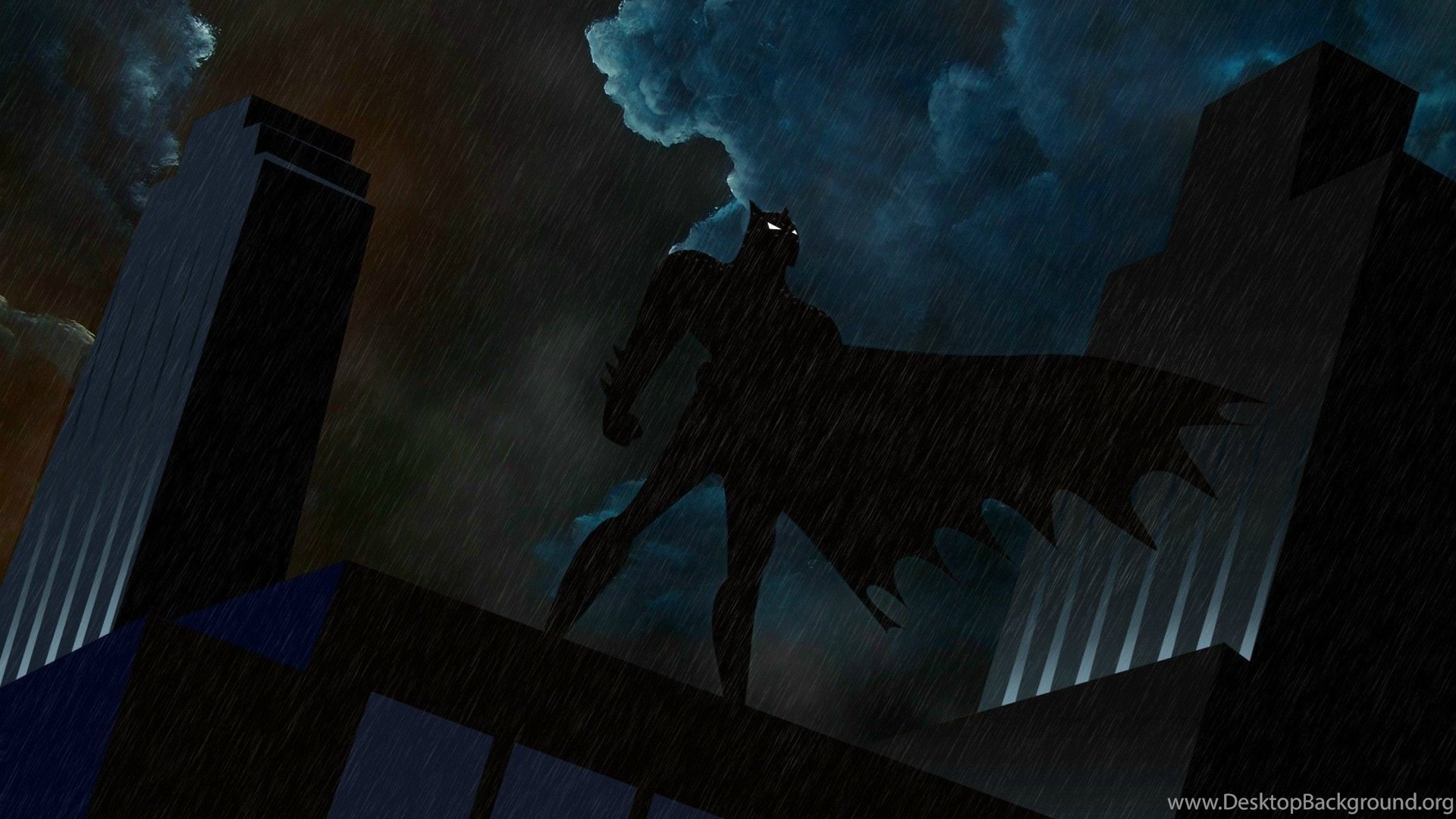 Batman Animated Series Wallpapers WallDevil Best Free HD
