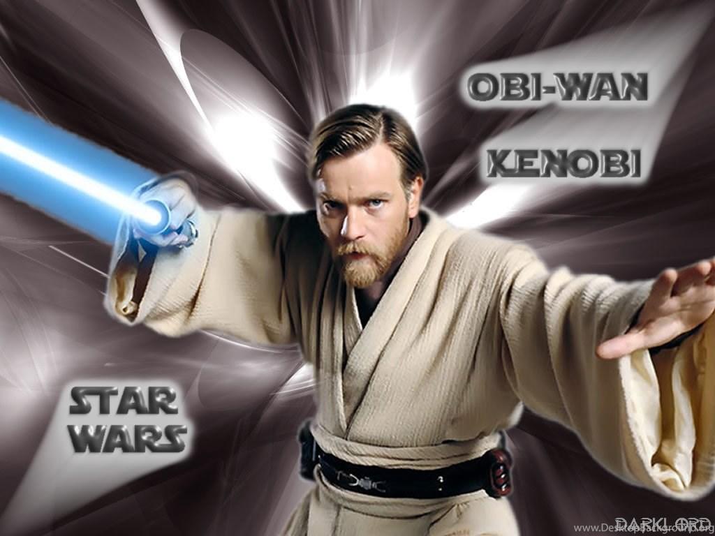 Obi Wan Kenobi Obi Wan Kenobi Wallpapers 36346389 Fanpop Desktop Background