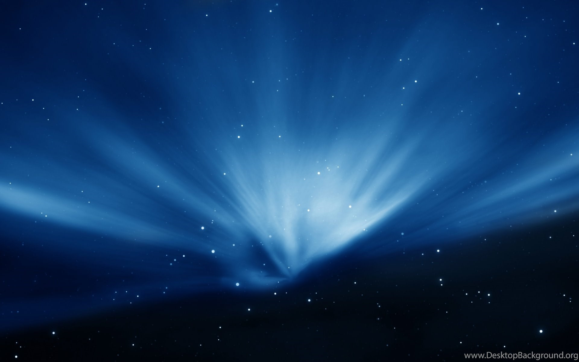 apple sky blue aurora wallpapers desktop background