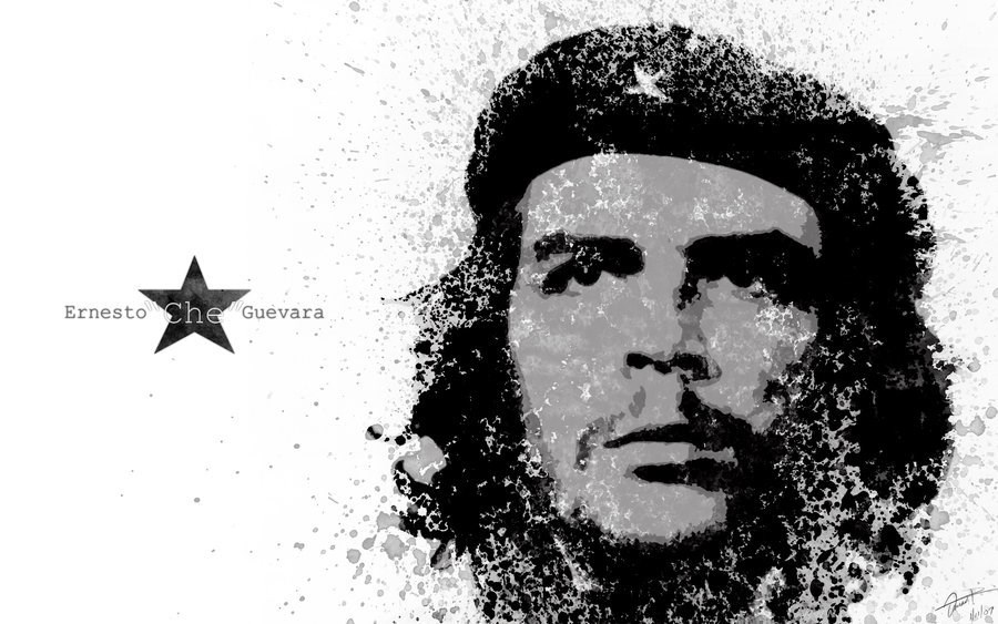 Che Guevara Wallpapers By Earthworm1012 On Deviantart Desktop Background