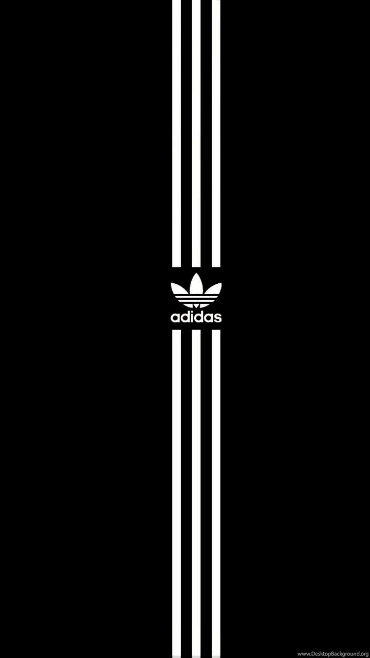 Скачать картинку на телефон: Фон, Логотипы, Адидас (Adidas ... | 1280x720