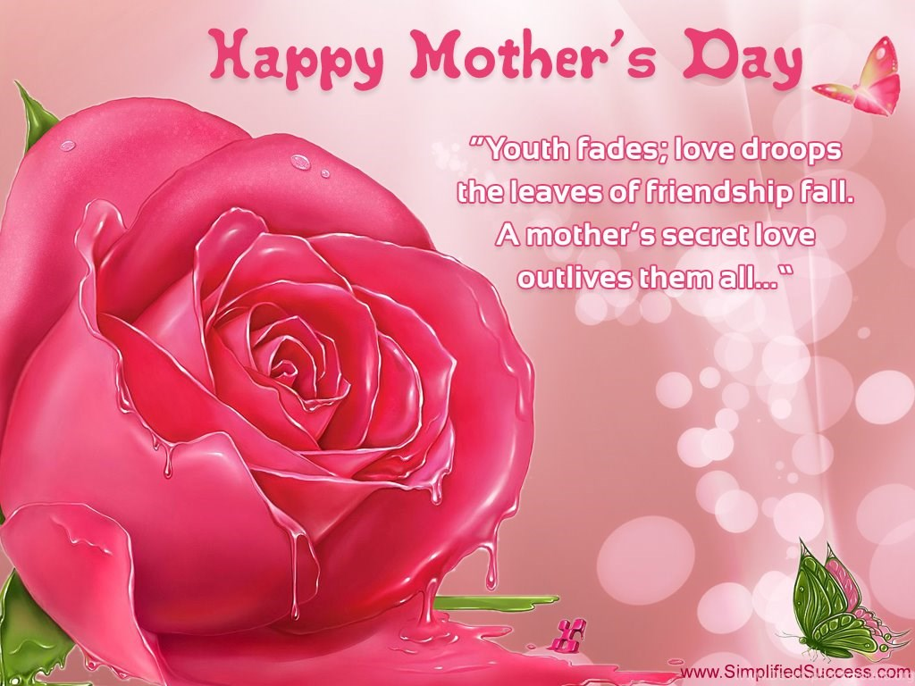 Wallpapers Free Download Happy Mothers Day Poems Desktop Background