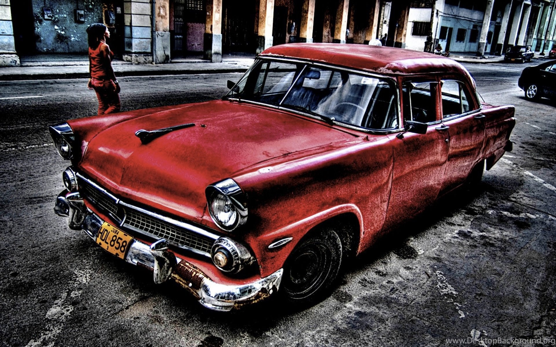Old Classic Car Wallpapers Free Hd 5531 Hd Wallpapers Site Desktop