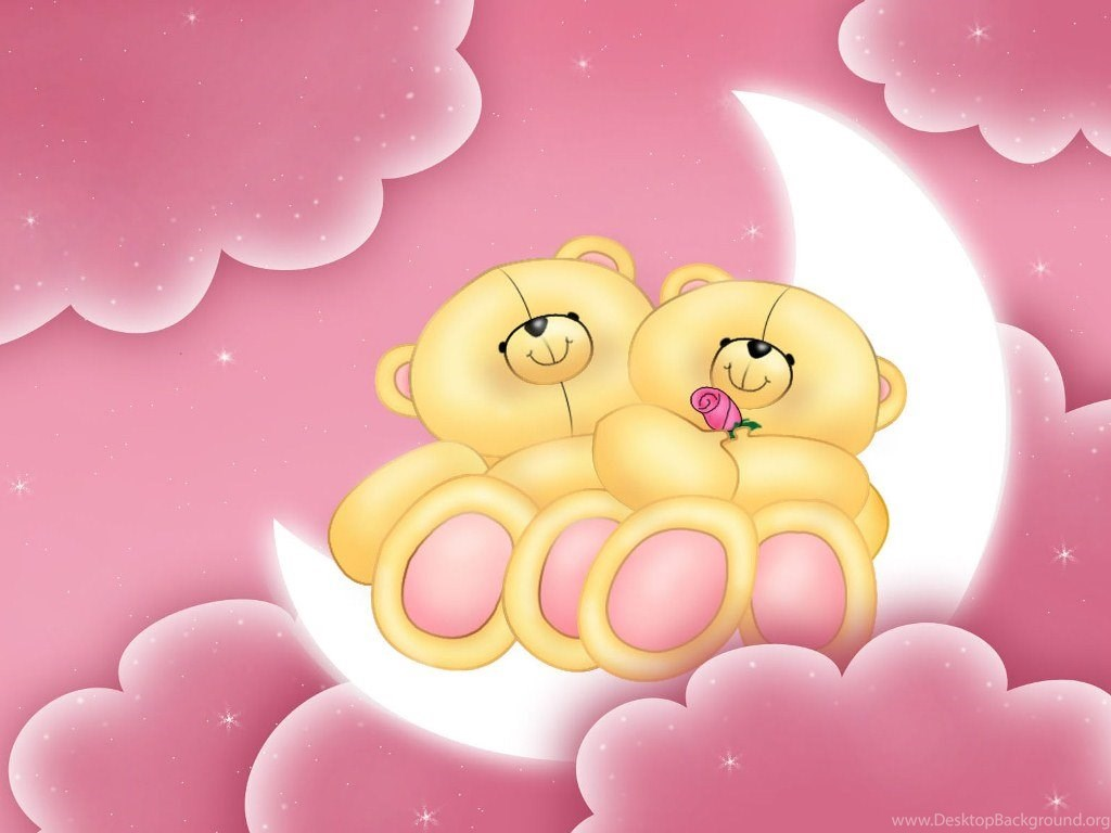 Cute Cartoon Love Images Hd Wallpapers Lovely Desktop Background