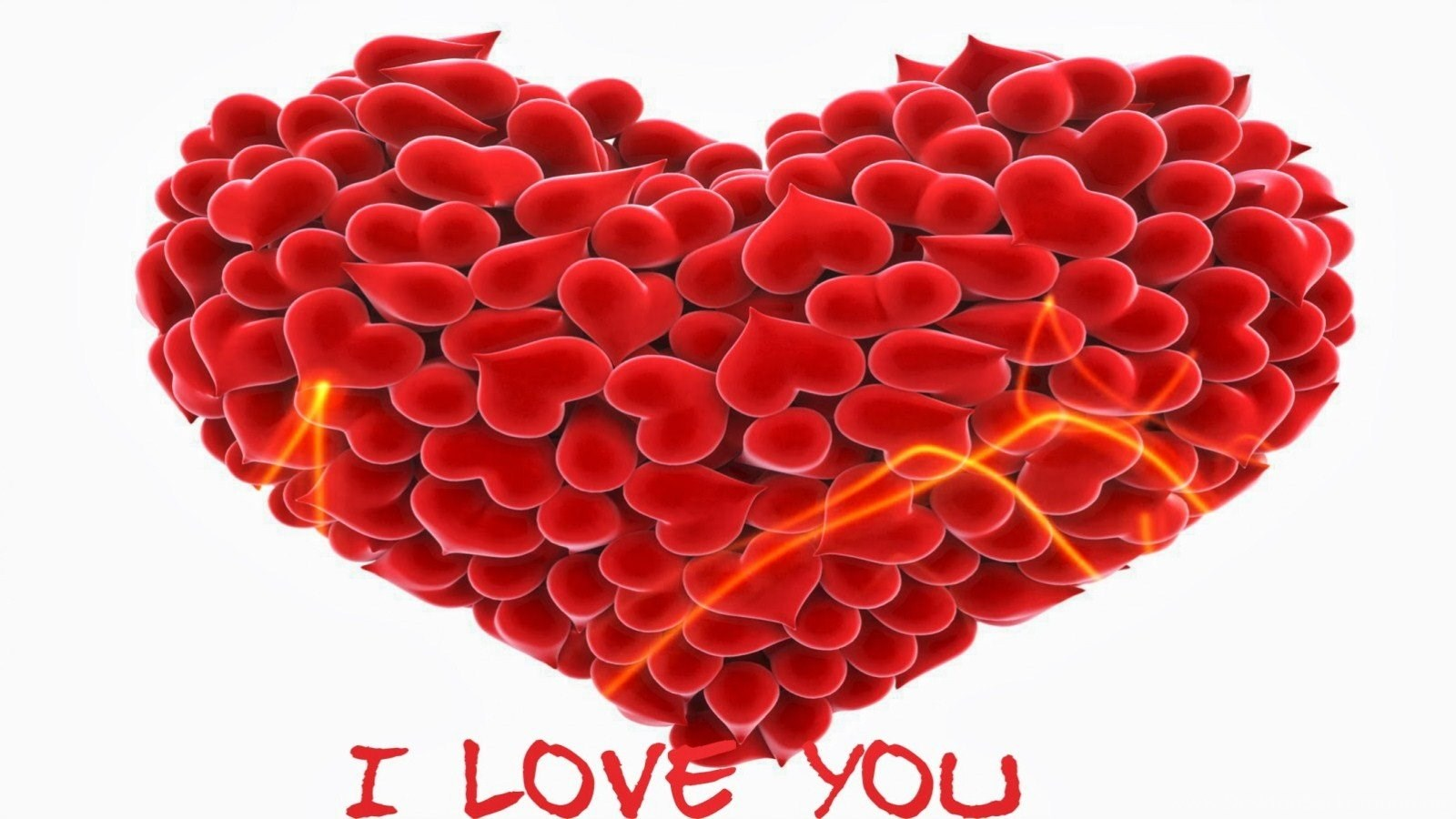love heart 3d hd wallpapers ~ toptenpack desktop background