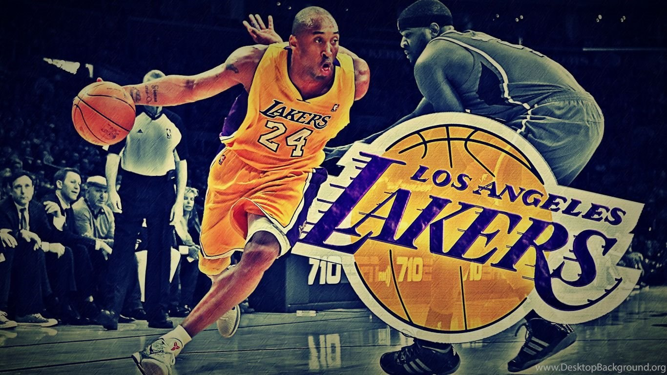 Kobe bryant lakers images for desktop wallpaper size 1366x768 widescreen widescreen voltagebd Image collections