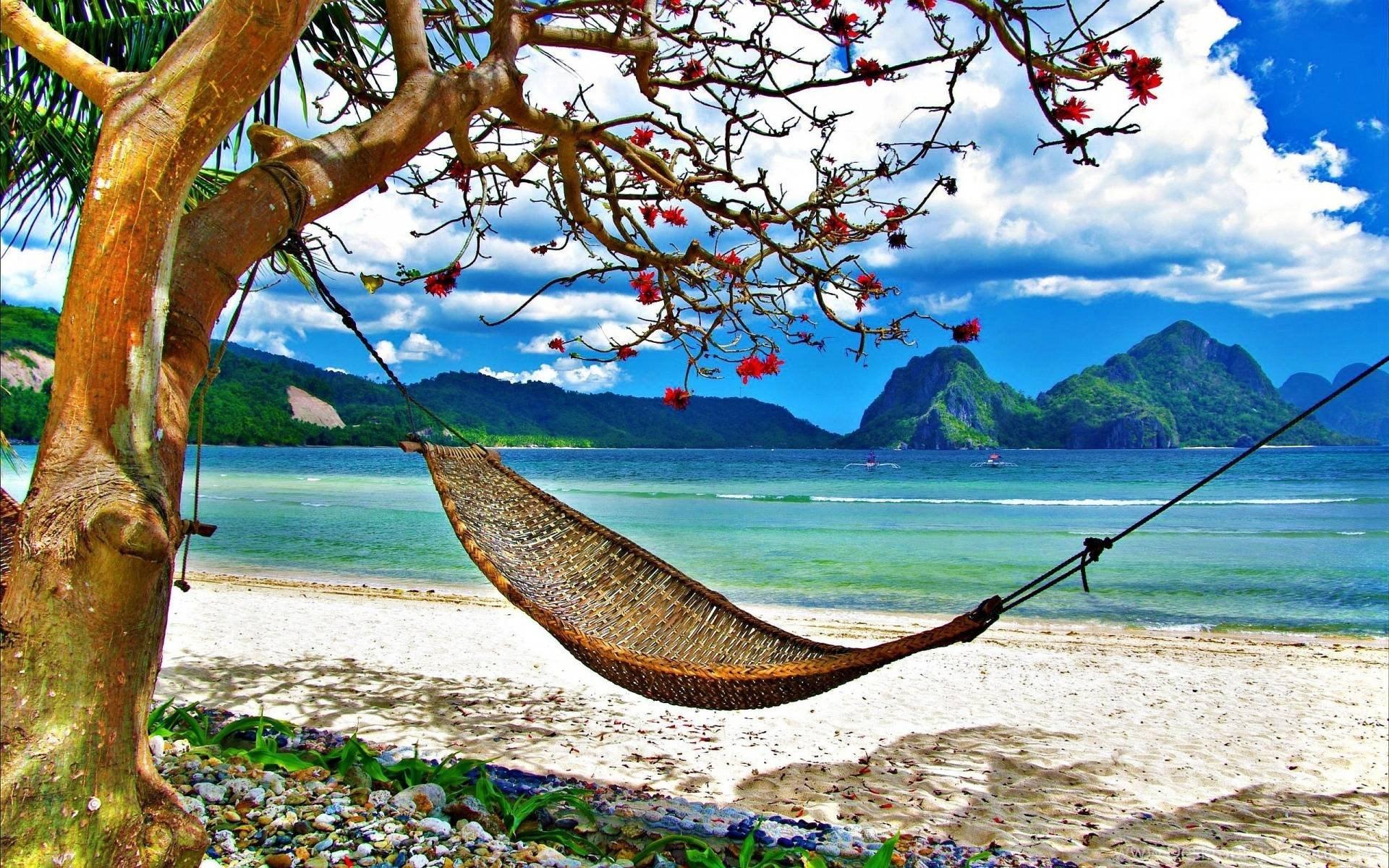 Beach Hd Wallpapers 1080p For Desktop Desktop Background