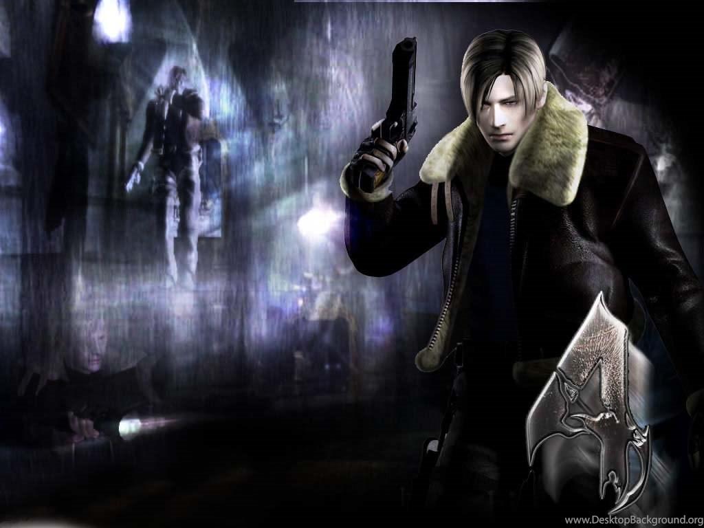 Resident Evil 4 Pc Game Download 100 Full Version Desktop
