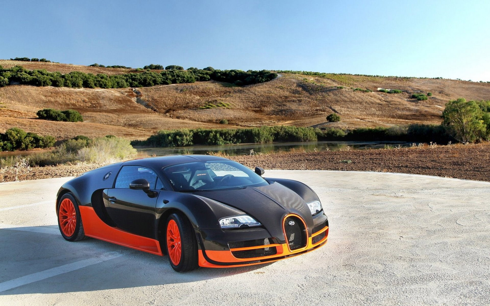 Bugatti Veyron Super Sport Wallpapers And Images Wallpapers