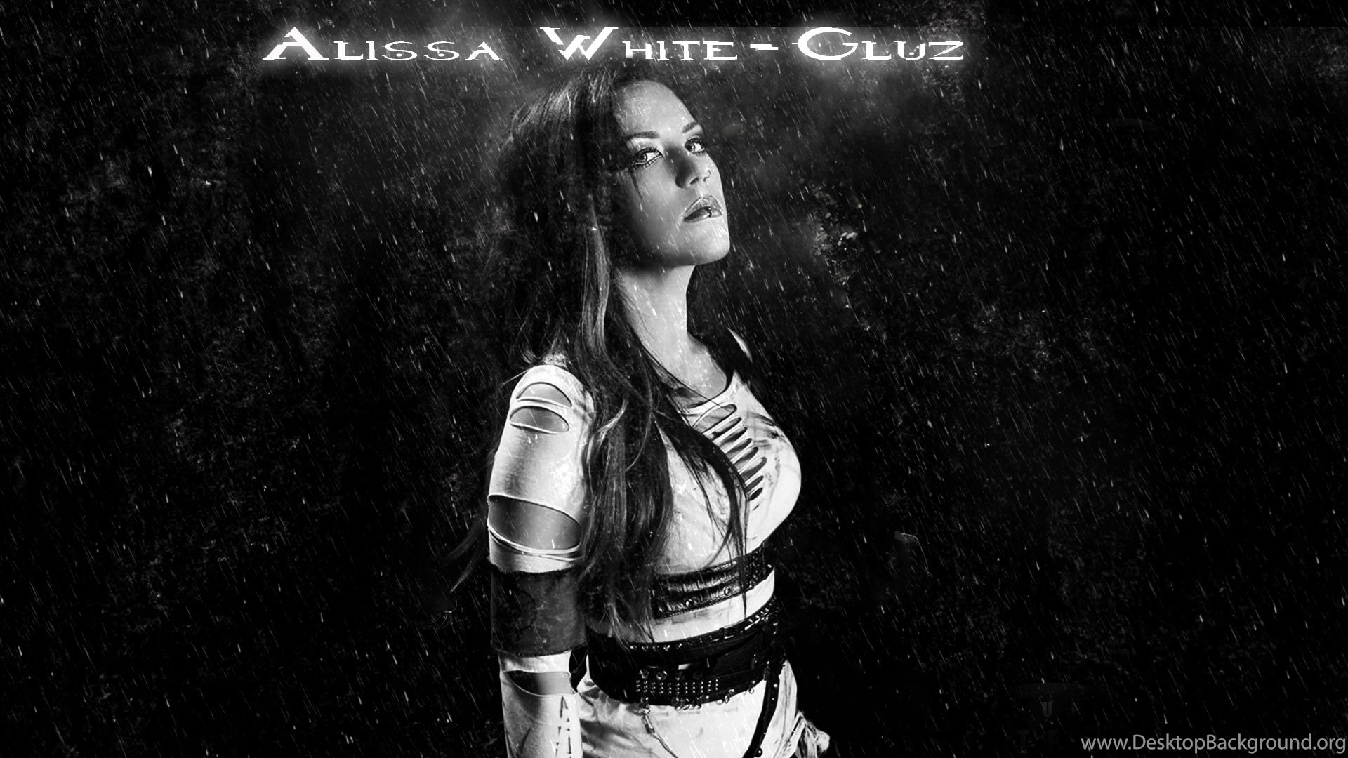 Alissa White Gluz By Ethereal90 On Deviantart Desktop Background