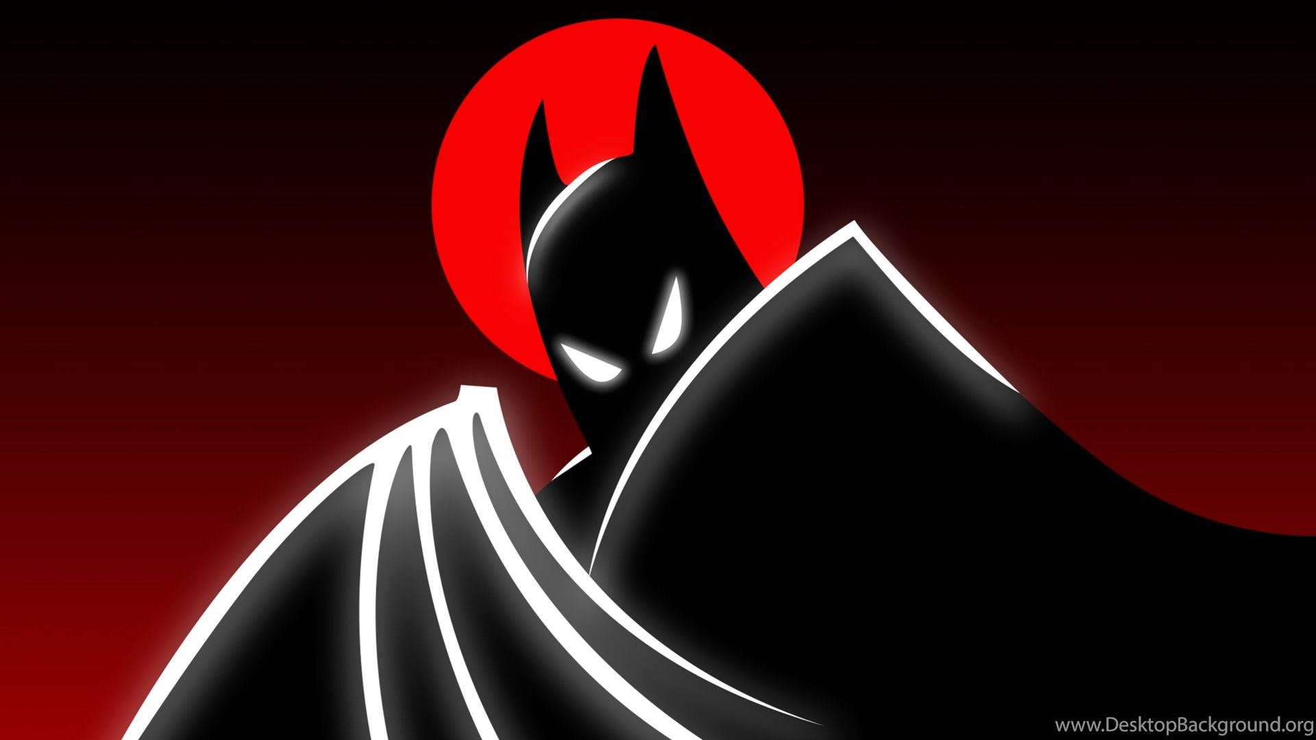 batman the animated series desktop background