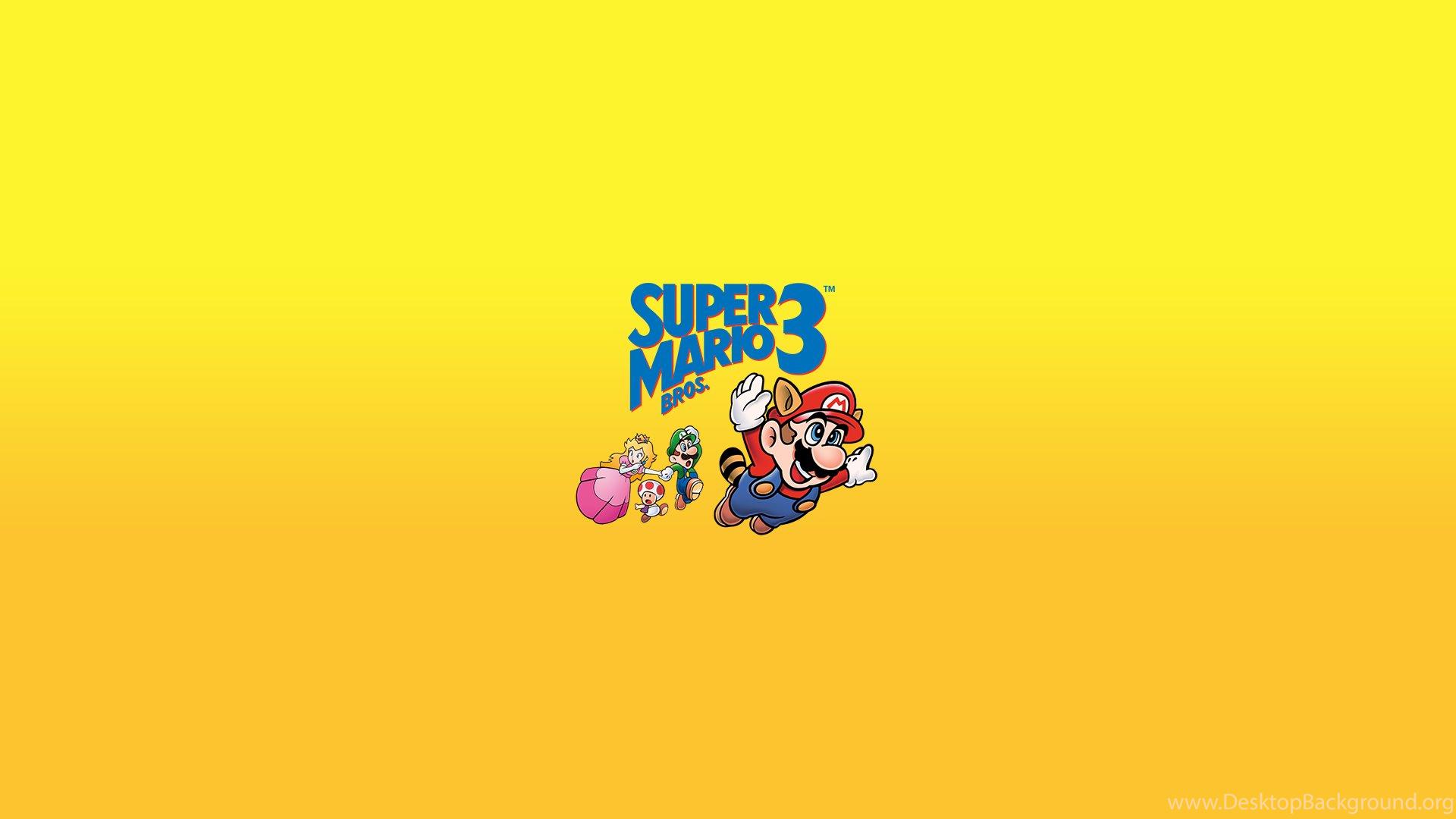 original super mario bros 3 background