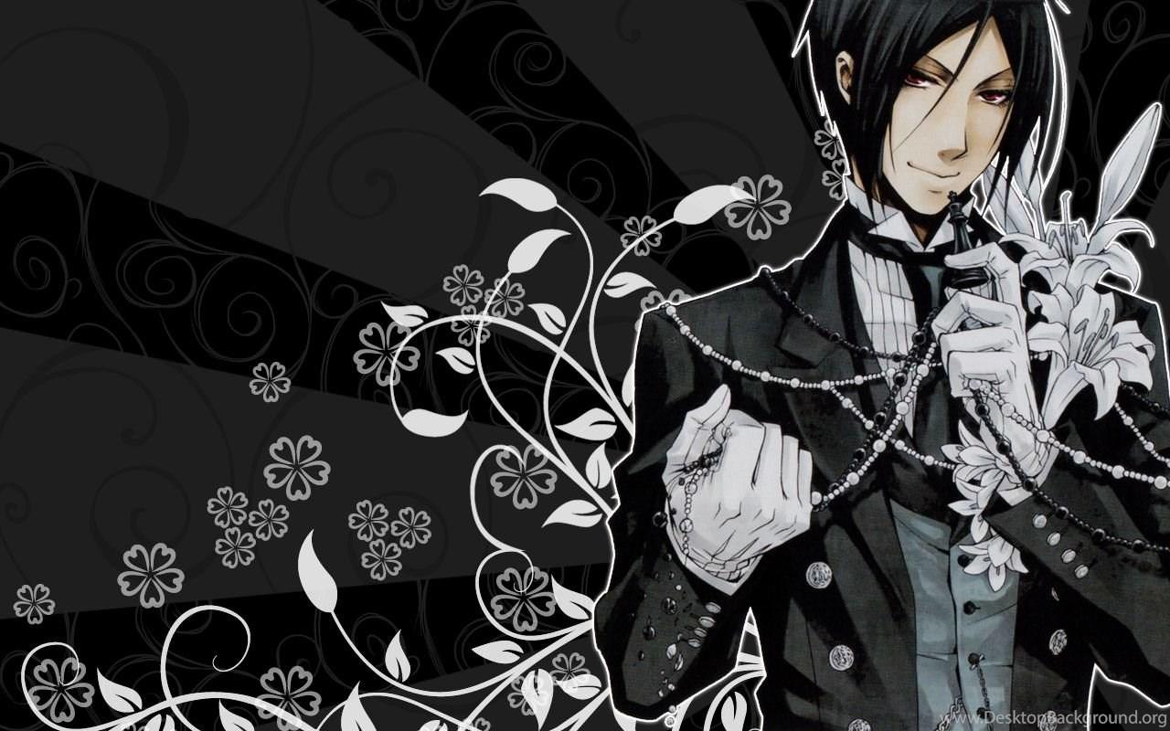 Sebastian Michaelis Wallpapers Cave Desktop Background