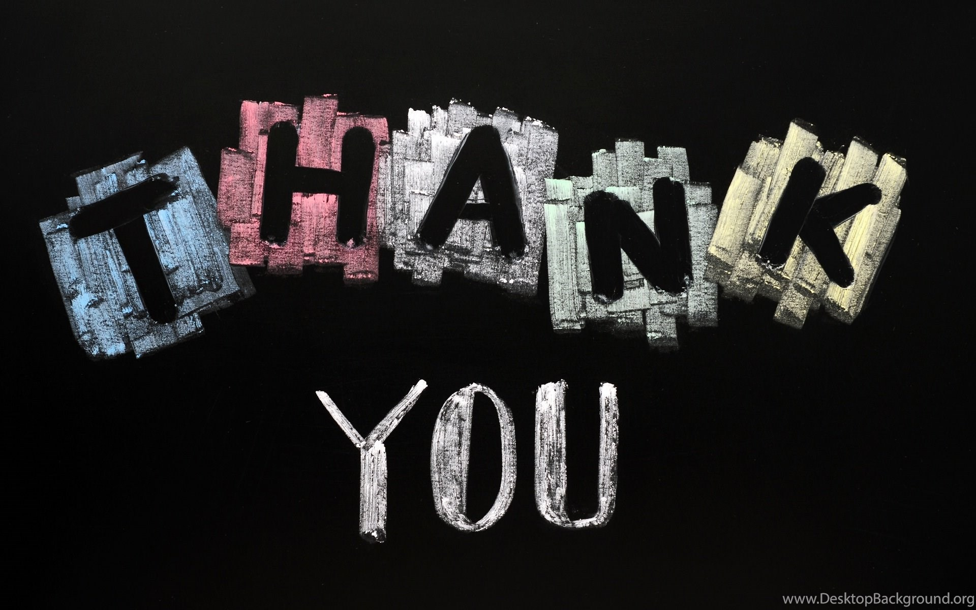 Thank You Widescreen Hd Wallpapers Desktop Background