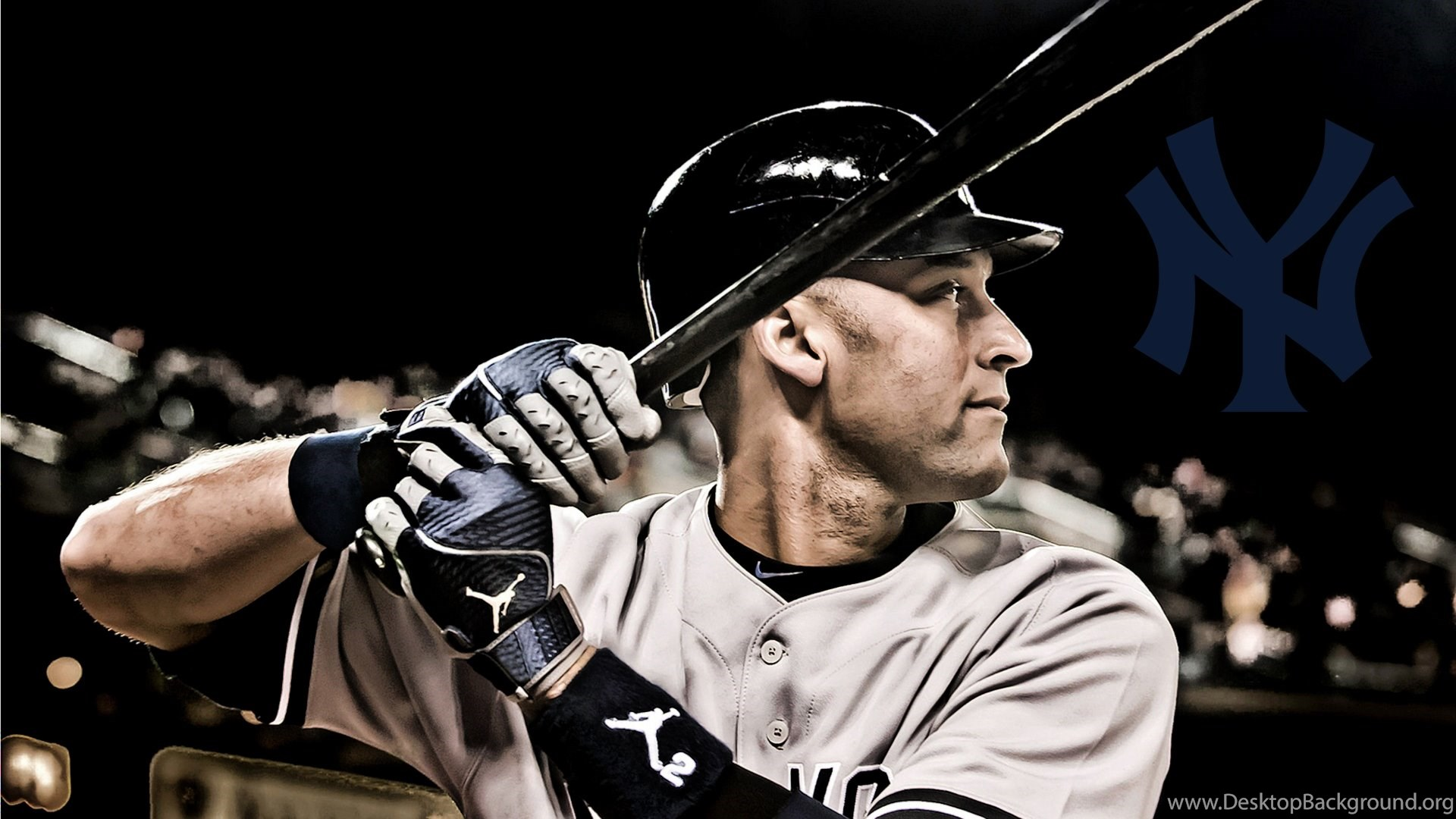 Mlb New York Yankees Baseball Player Wallpapers Hd Free Desktop