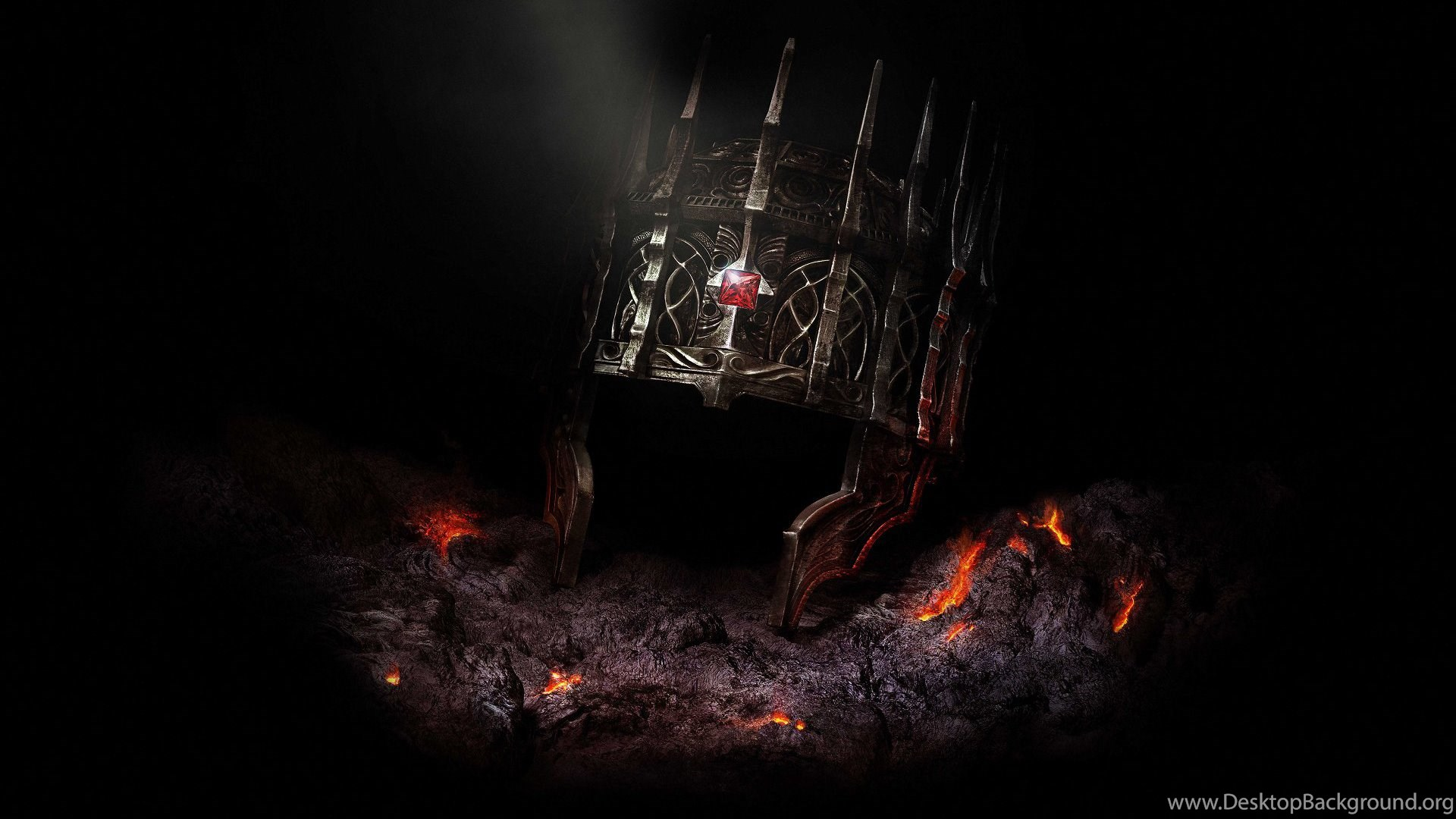 Download Wallpapers 1920x1080 Dark Souls 2 Crown Of The Old Iron