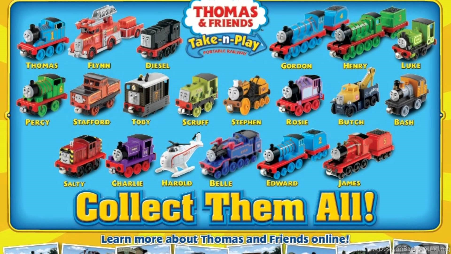 New 2013 Take N Play Stephen King Of The Railway Thomas Friends