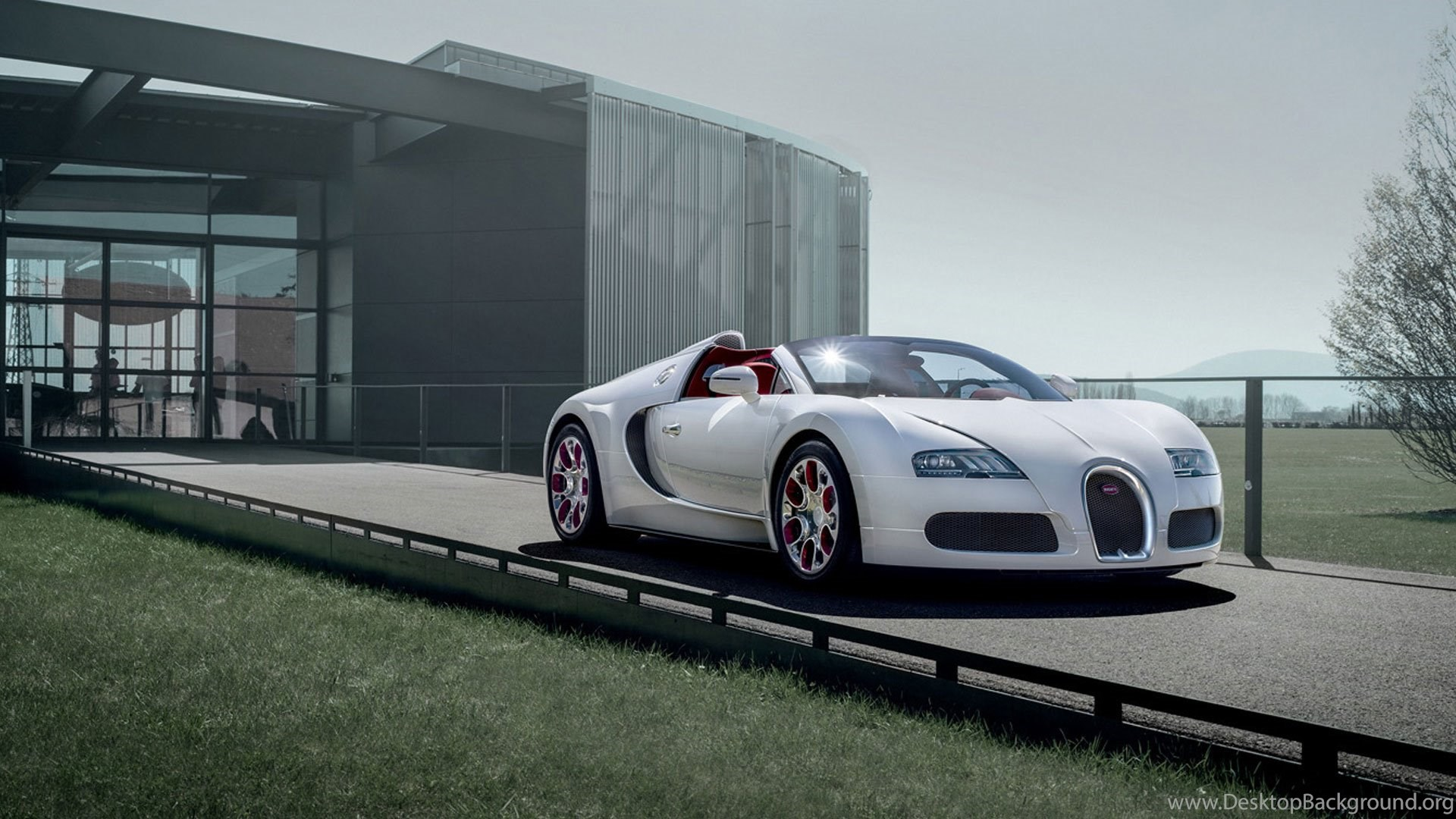 Bugatti Veyron Hd Wallpapers Desktop Background