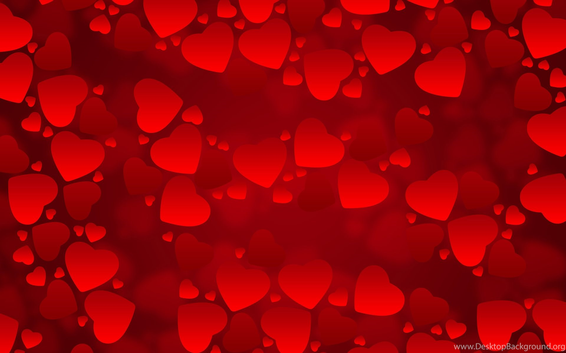 Red Love Wallpaper Hd : Love, Heart, Red, Romance HD Wallpapers Desktop Background