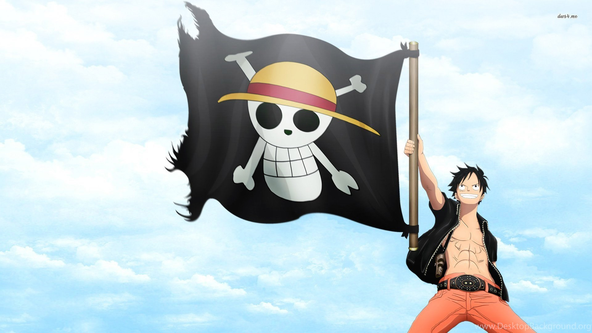Luffy One Piece Hd Wallpapers Qi001 Desktop Background
