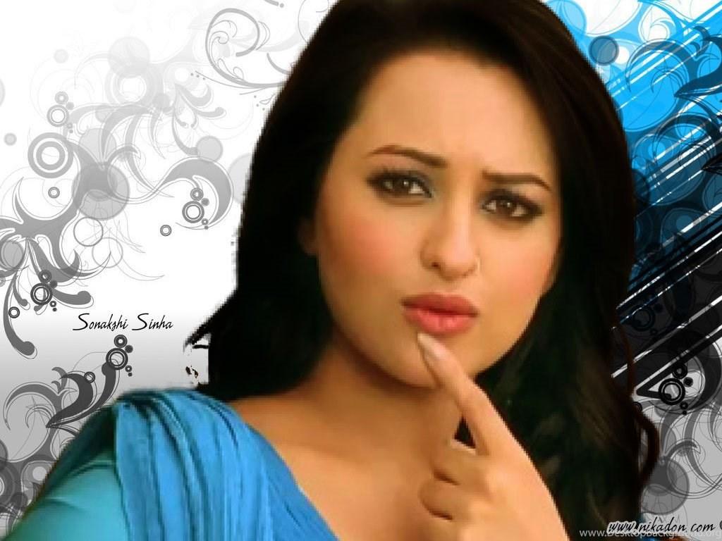 Girl Sonakshi Sinha Beautiful Hd Wallpapers Desktop Background