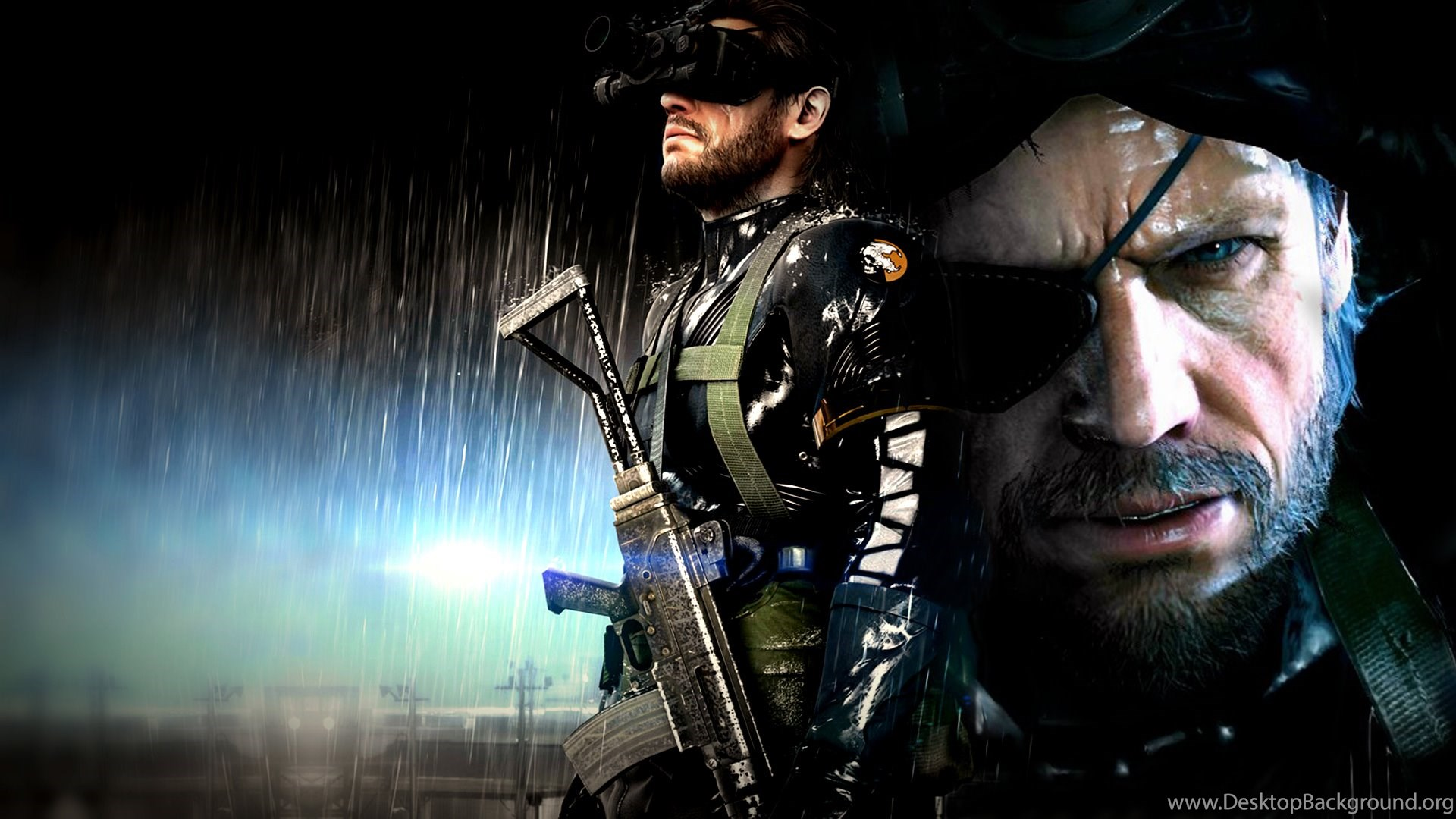 Metal Gear Solid V The Phantom Pain Wallpapers Hd Download