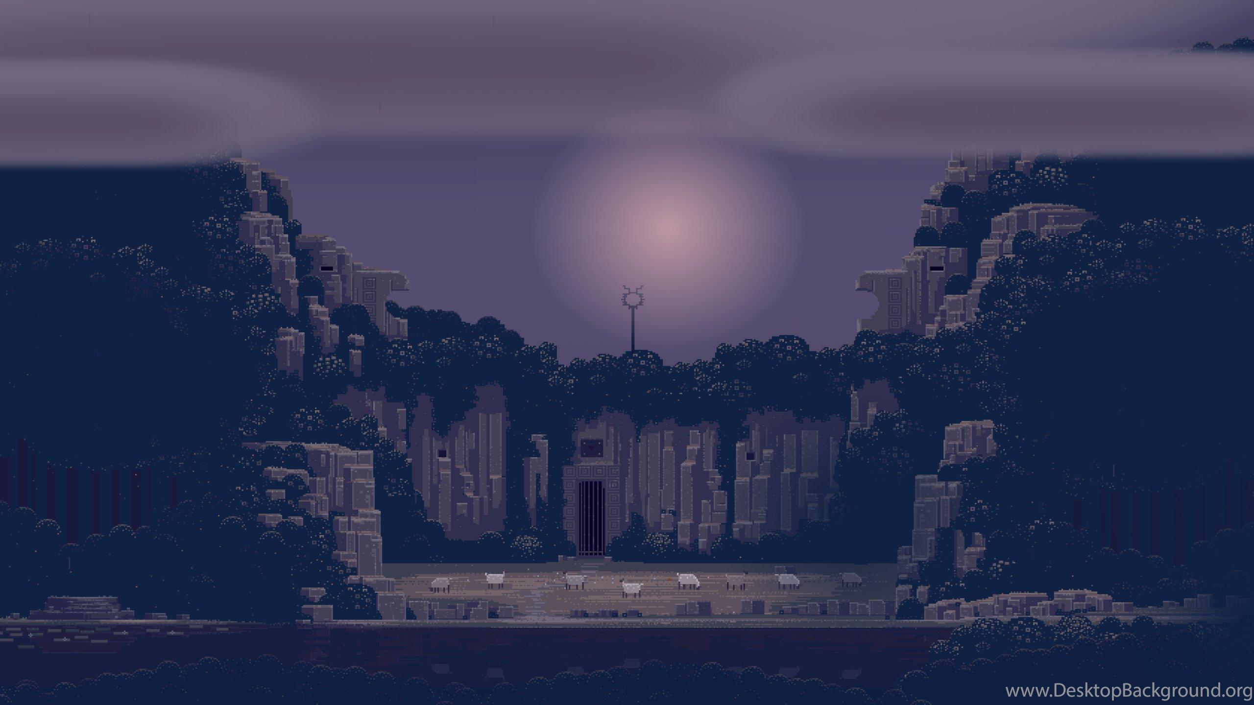 Pixel Art Wallpapers Album On Imgur Desktop Background