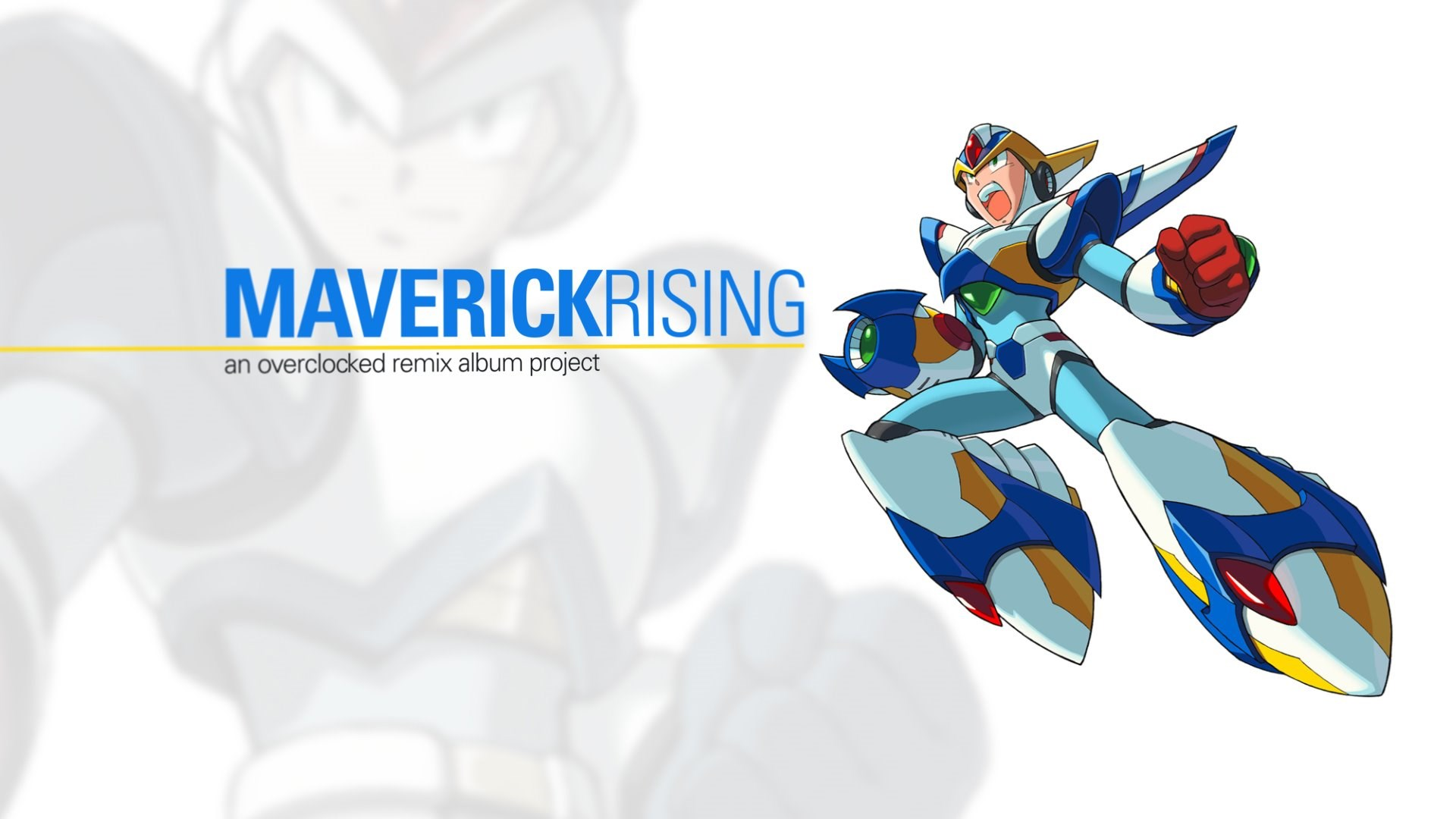 Wallpapers Megaman X Zero Ocra Mega Man Maverick Rising Page