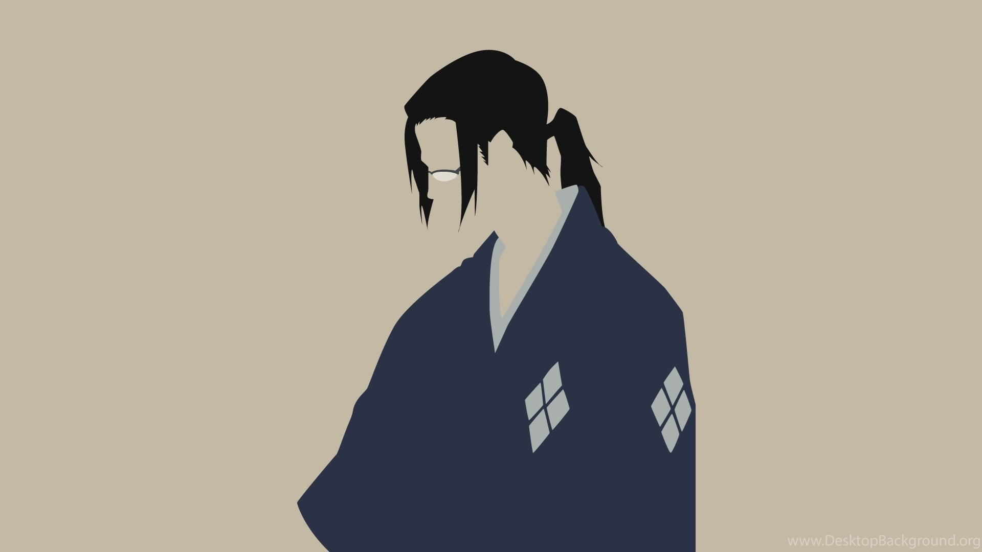 Samurai Champloo Mugen Minimalist By Krukmeister On Deviantart Desktop Background