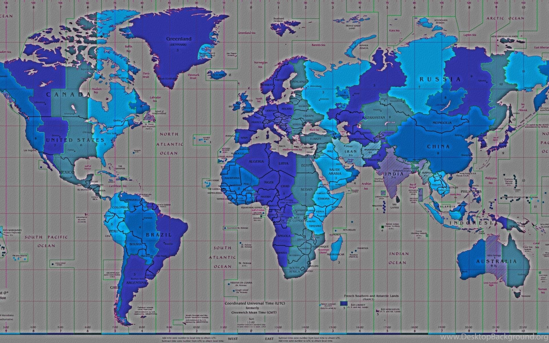 Justpict world map time zones wallpapers desktop background widescreen gumiabroncs Image collections