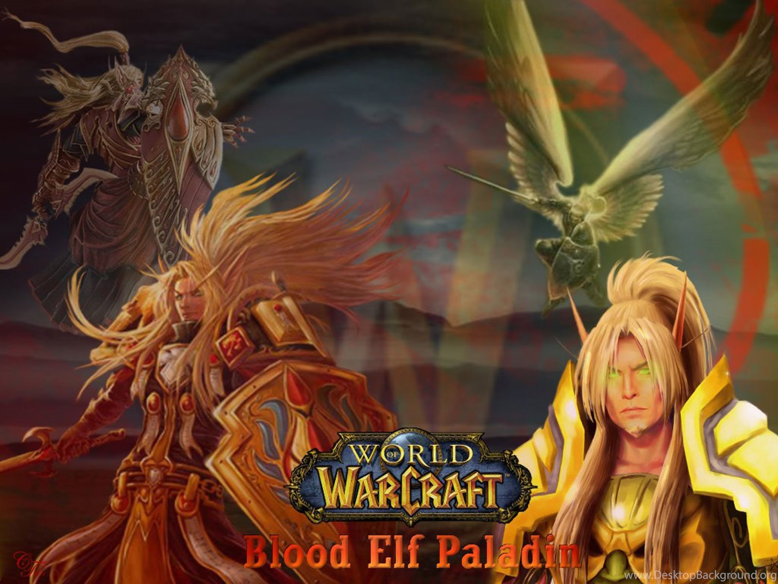 World Of Warcraft Wallpapers Paladin Wallpaper Desktop Background