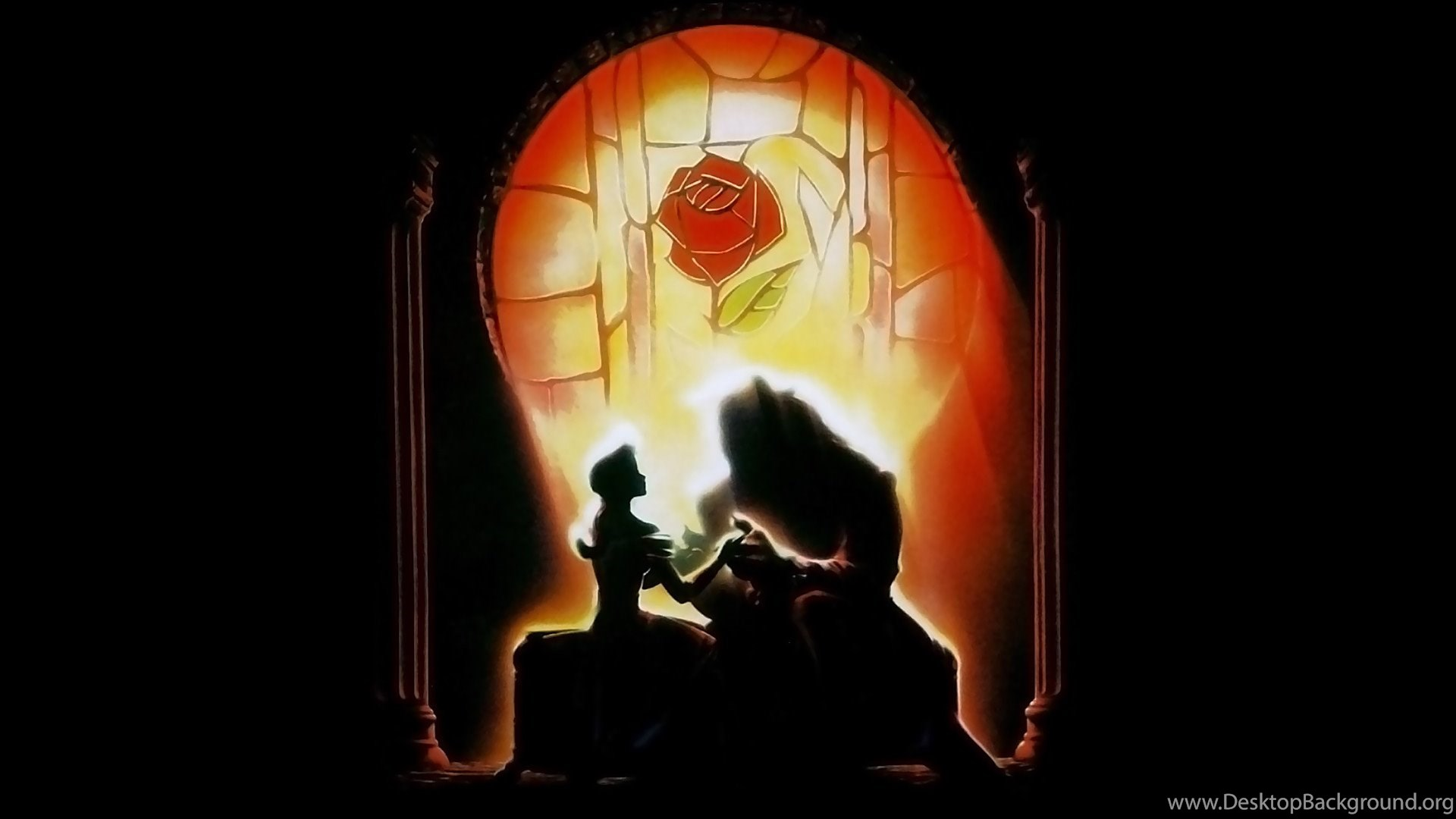 Beauty And The Beast Wallpapers Hd Wallpapers Pretty Desktop
