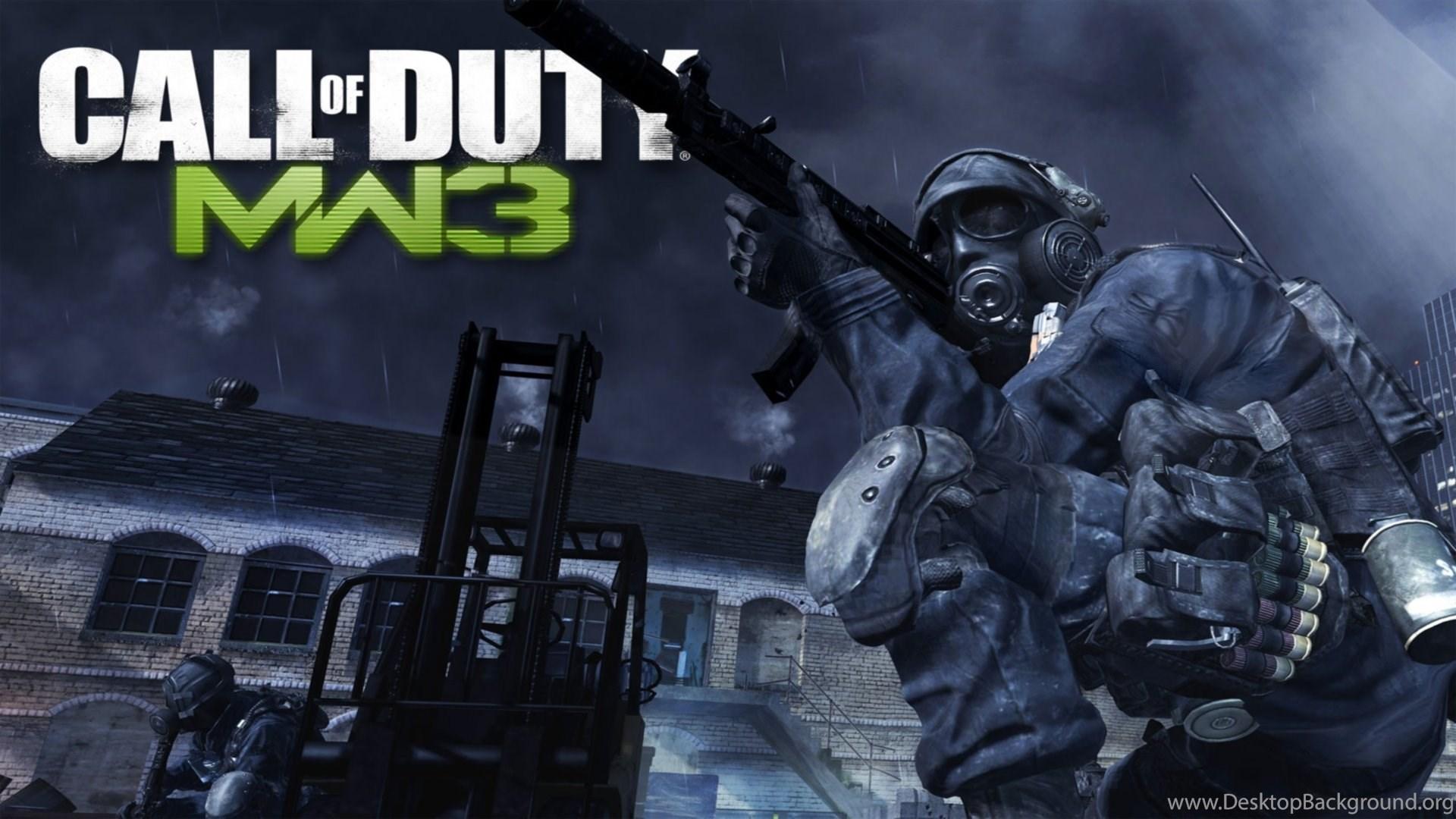 Call Of Duty Modern Warfare 3 Hd Wallpapers Desktop Background