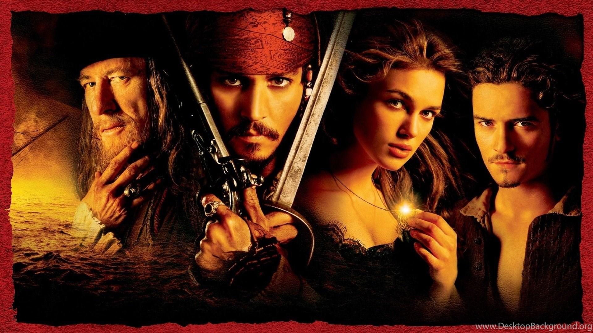Pirates Of The Caribbean Hd Wallpaper 2 Desktop Background