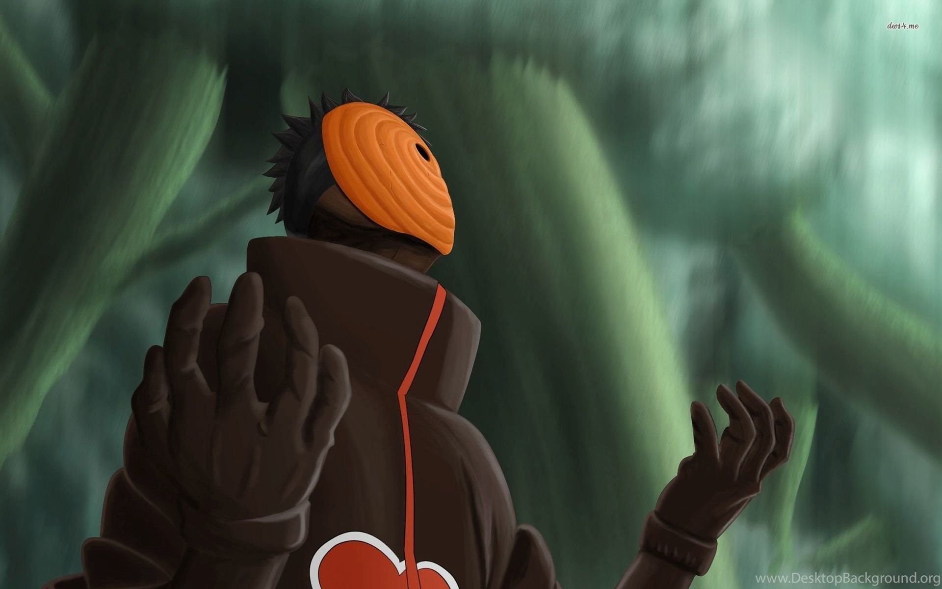 Obito Uchiha From Naruto Wallpapers Anime Wallpapers Desktop Background
