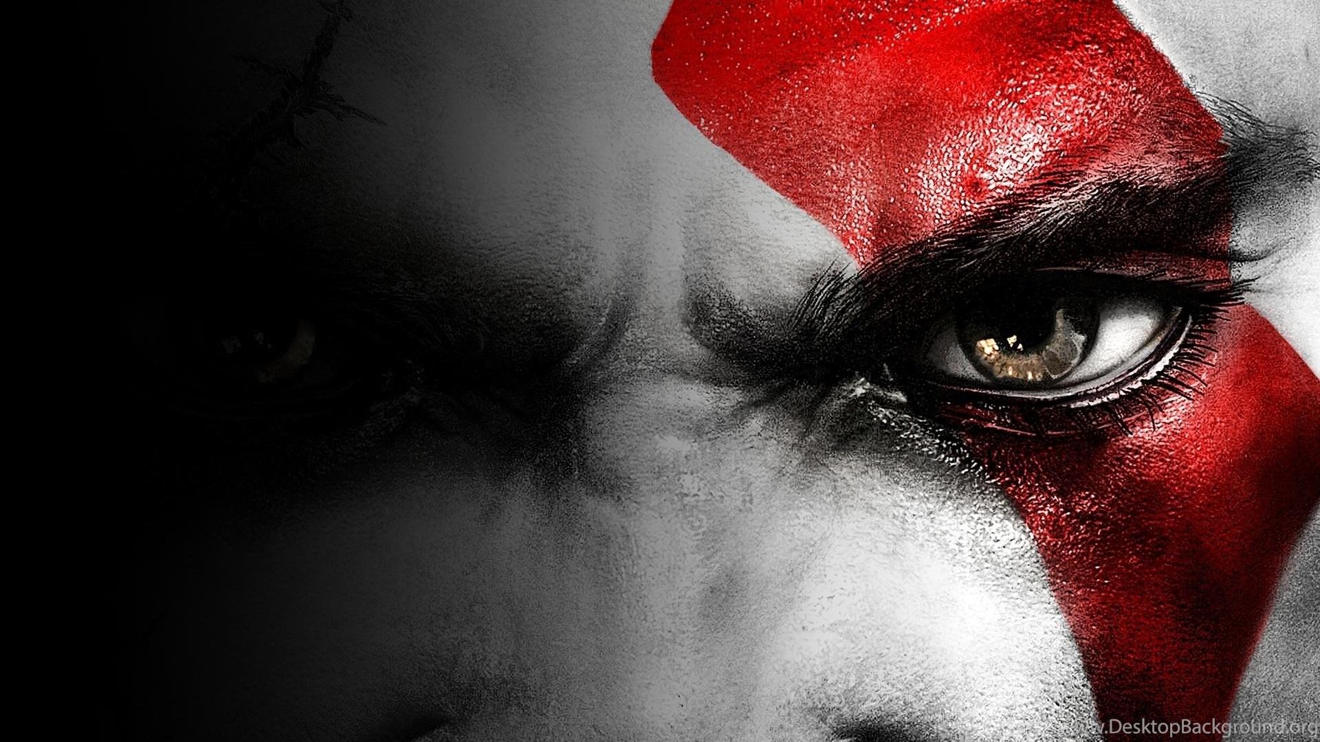 God War 3D Games Wallpapers Free Download Desktop Background