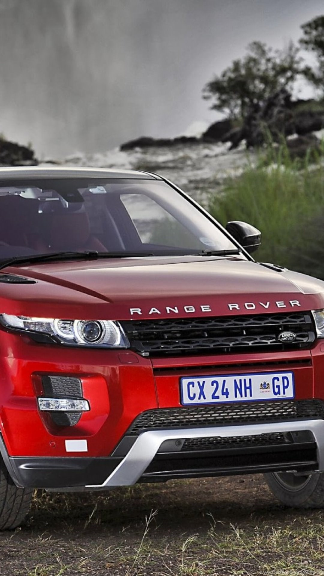 Download Wallpapers 1080x1920 Land Rover Range Rover Evoque