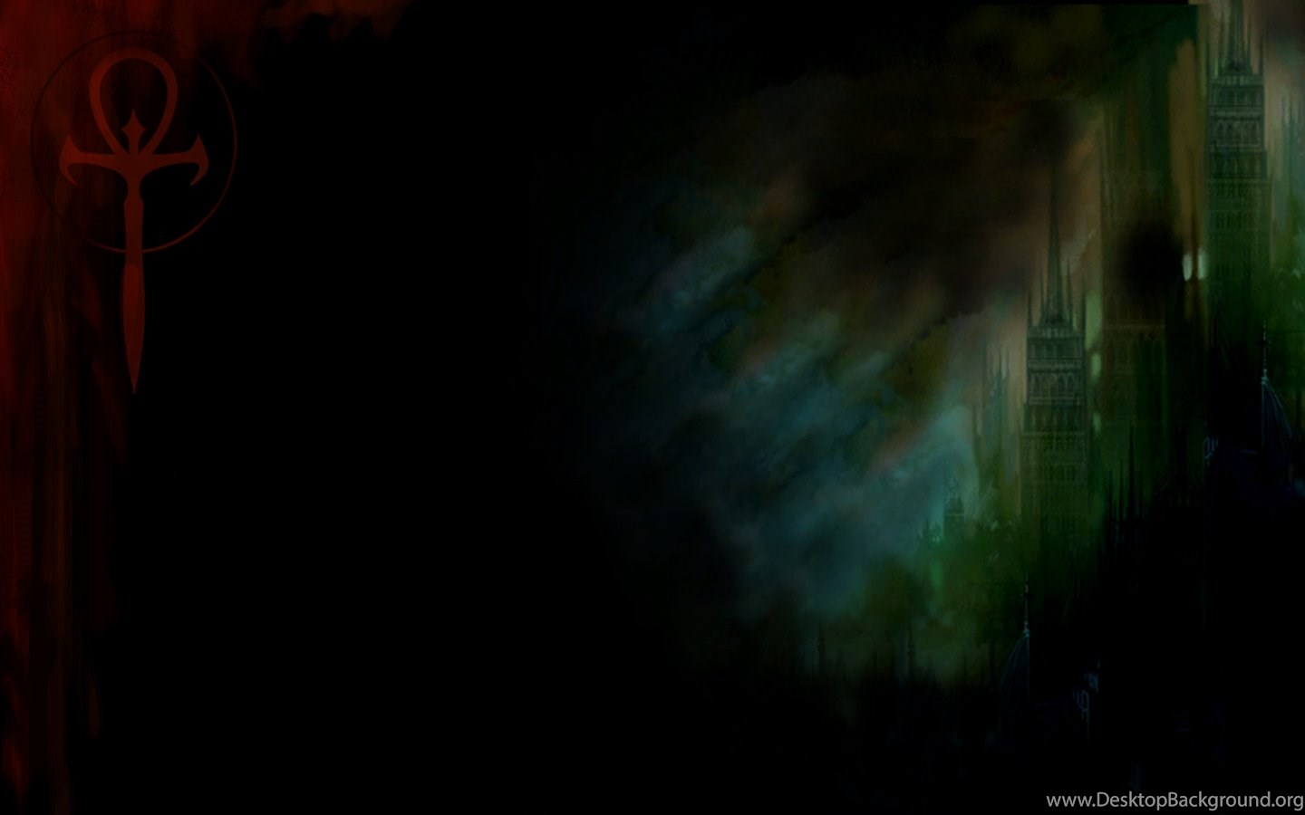 Vampire The Masquerade Backgrounds: Vampire The Masquerade: Bloodlines City Wallpapers Desktop