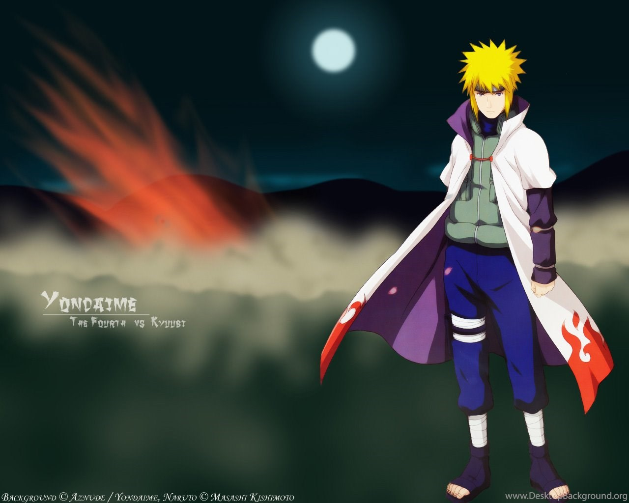 Wallpapers Naruto Bergerak Desktop Background
