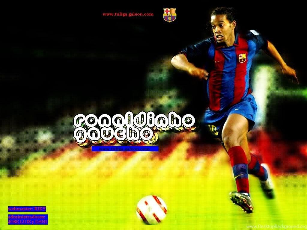Ronaldinho Wallpaper Football Pictures And Photos Desktop