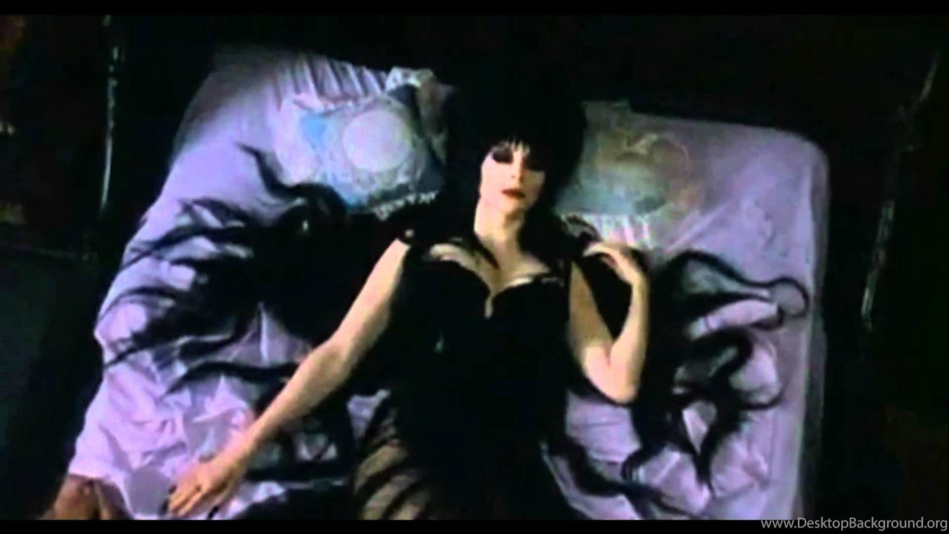 Elvira Mistress Of The Dark I Put A Spell On You Youtube Desktop